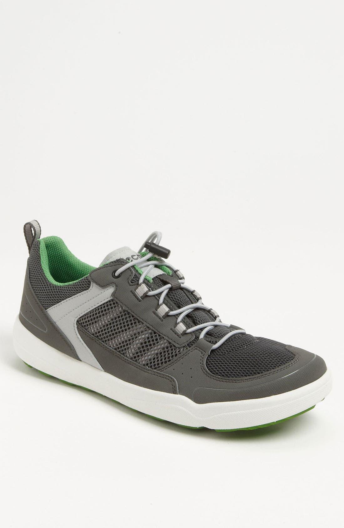 Alternate Image 1 Selected - ECCO 'Njord' Sneaker
