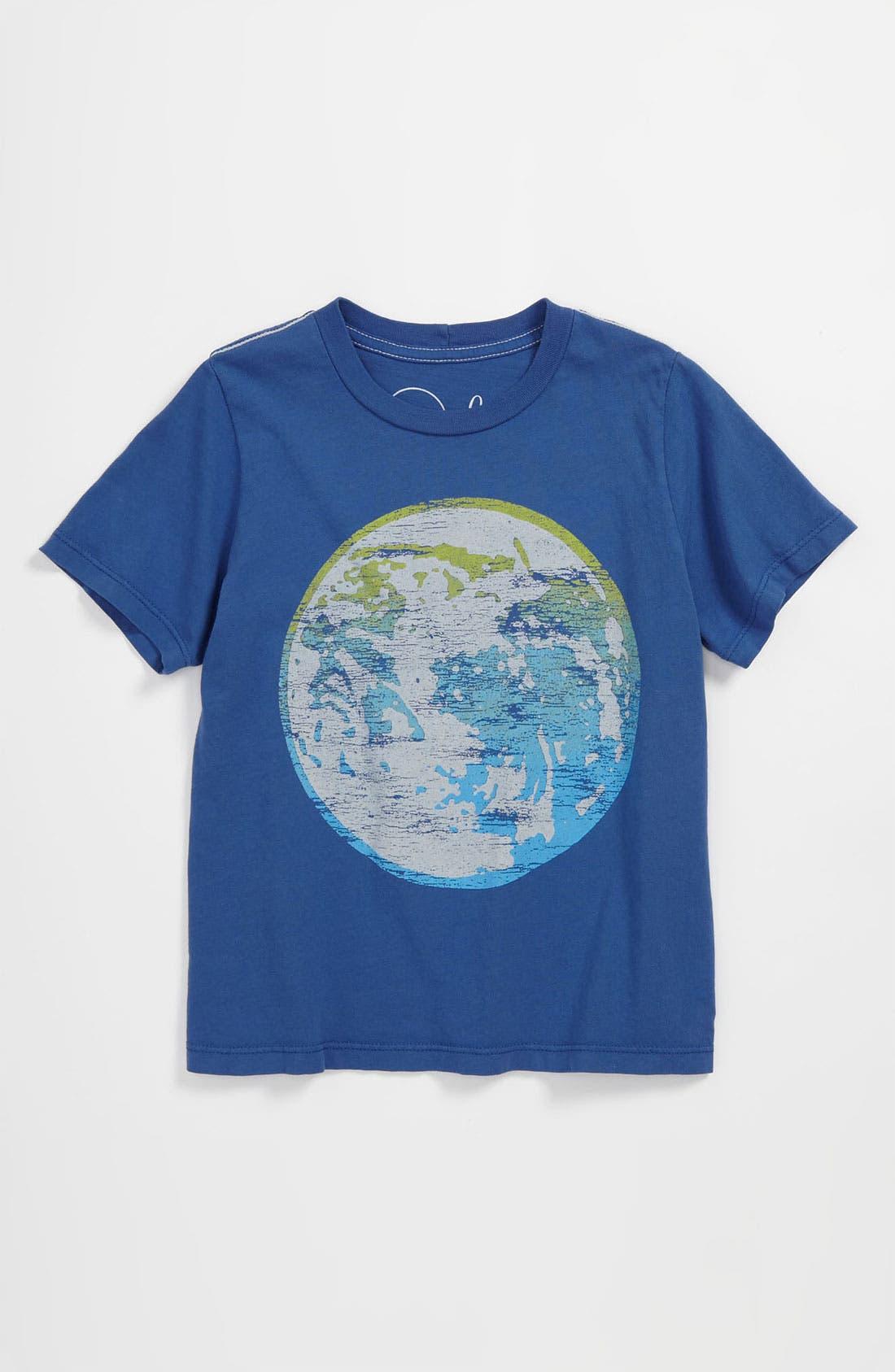 Alternate Image 1 Selected - Peek 'Respect Your Mother' T-Shirt (Toddler, Little Boys & Big Boys)
