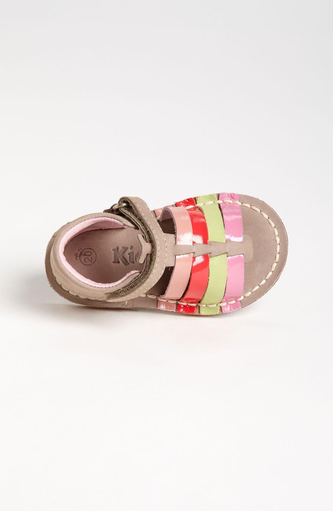 Alternate Image 3  - Kickers 'Colmar' Sandal (Baby, Walker & Toddler)