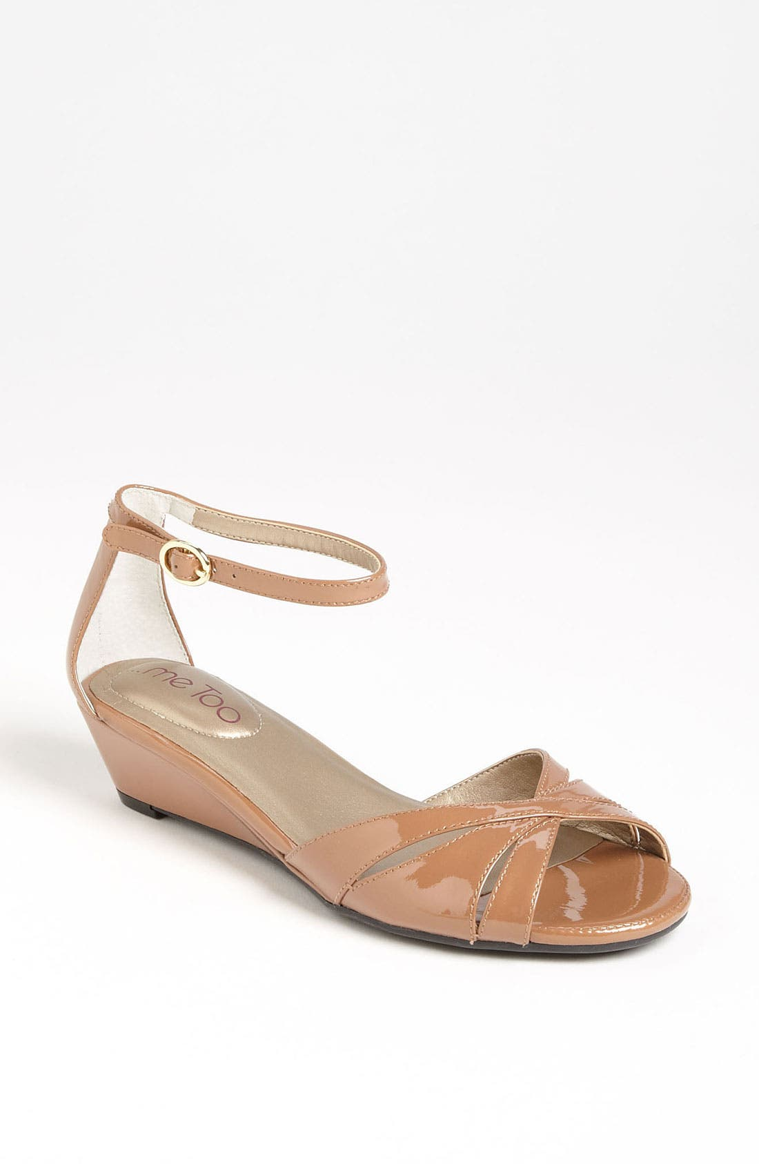 Alternate Image 1 Selected - Me Too 'Sarina' Wedge Sandal