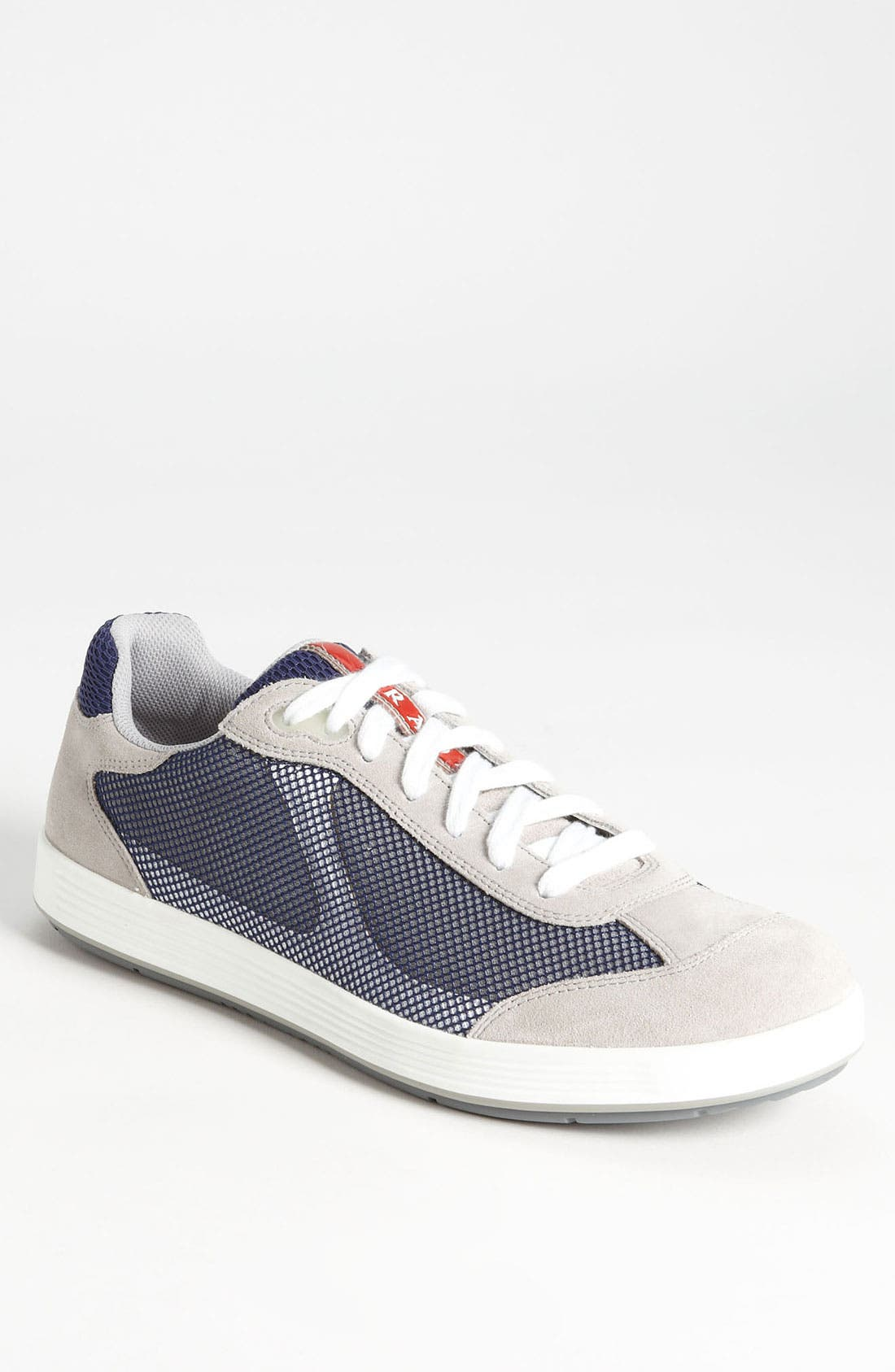 Alternate Image 1 Selected - Prada Colored Mesh Sneaker