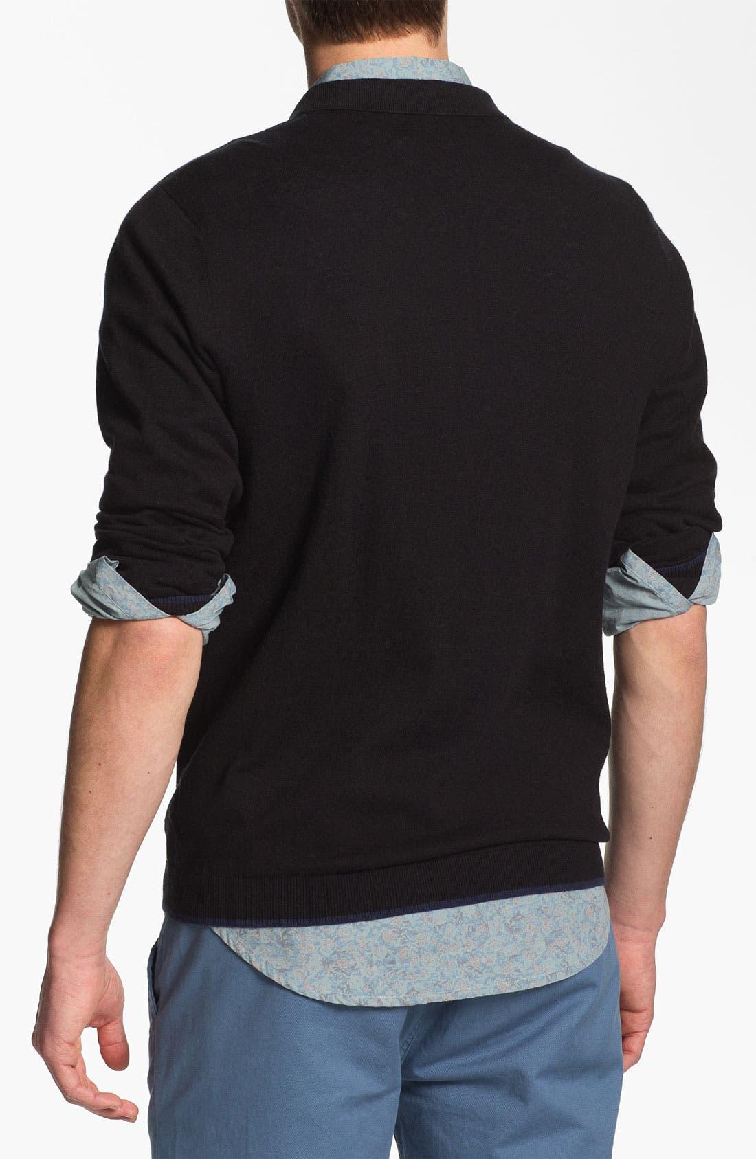 Alternate Image 2  - Topman Knit Shirt
