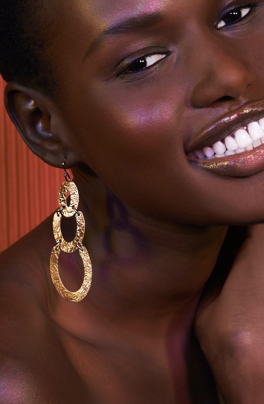 Alternate Image 3  - Argento Vivo Drop Earrings
