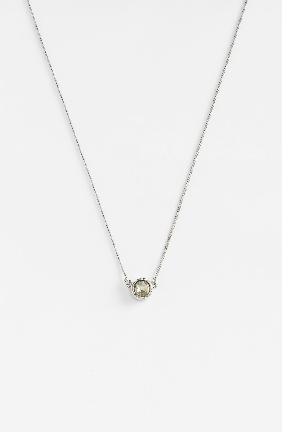 Alternate Image 1 Selected - MARC BY MARC JACOBS 'Paste & Prints' Pendant Necklace