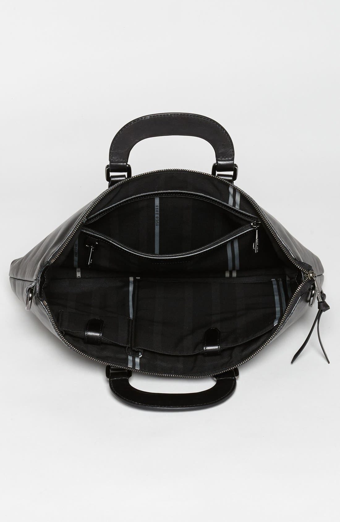 Alternate Image 3  - BOSS Black 'Piris' Briefcase