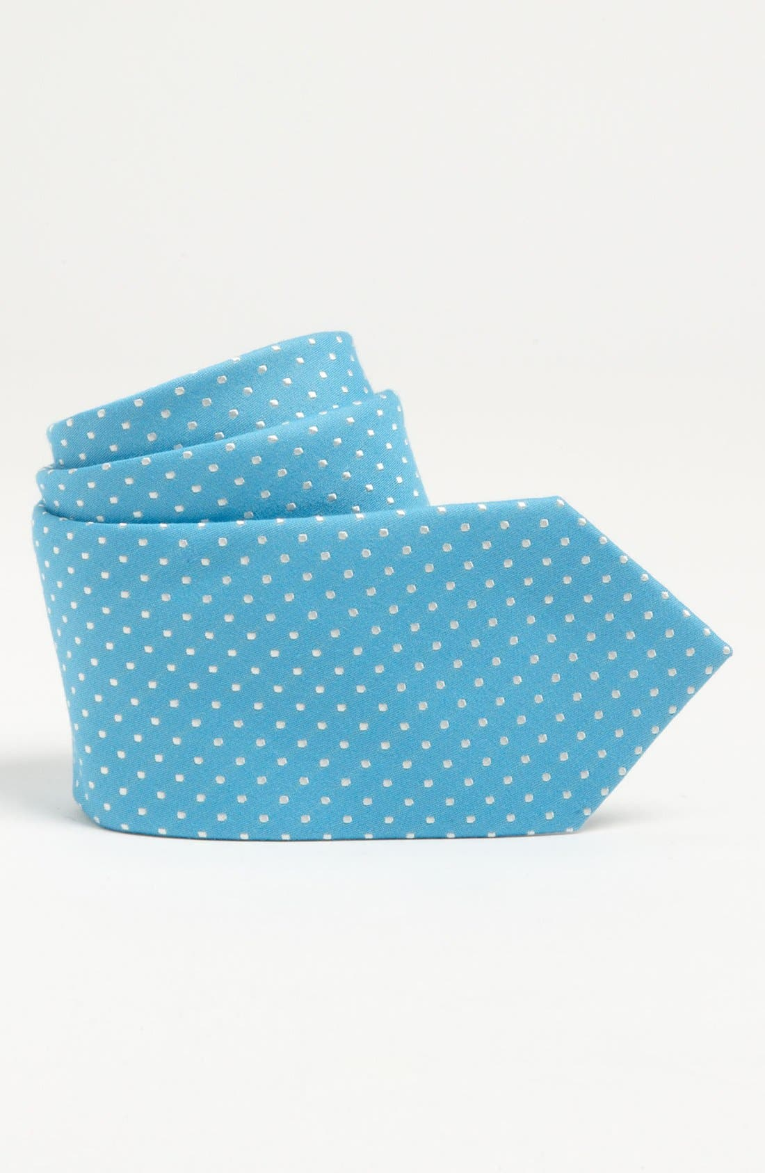 Main Image - Nordstrom Woven Silk Blend Tie (Big Boys)