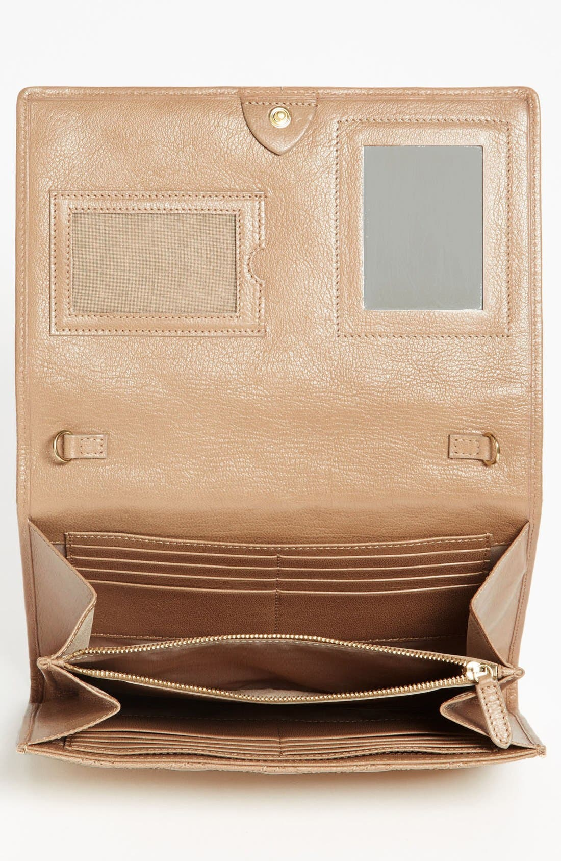 Alternate Image 3  - MARC JACOBS 'Baroque All In One' Leather Shoulder Bag