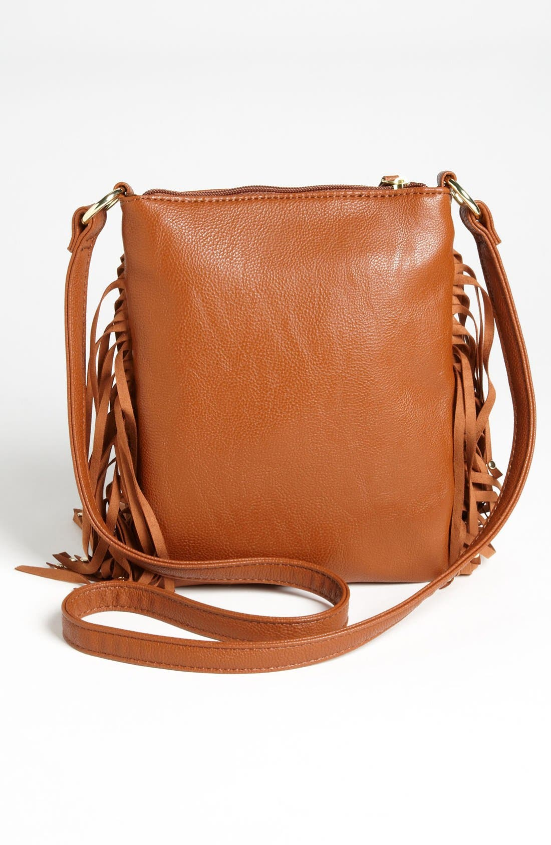 Alternate Image 4  - Steve Madden Fringe Crossbody Bag
