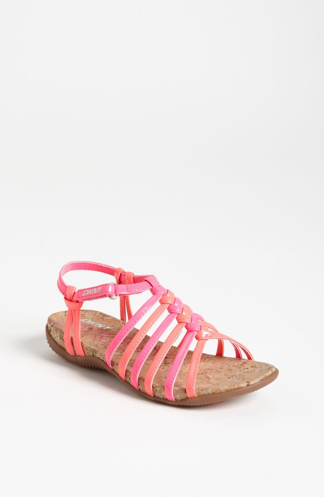 Alternate Image 1 Selected - DKNY 'Venetia' Sandal (Toddler, Little Kid & Big Kid)