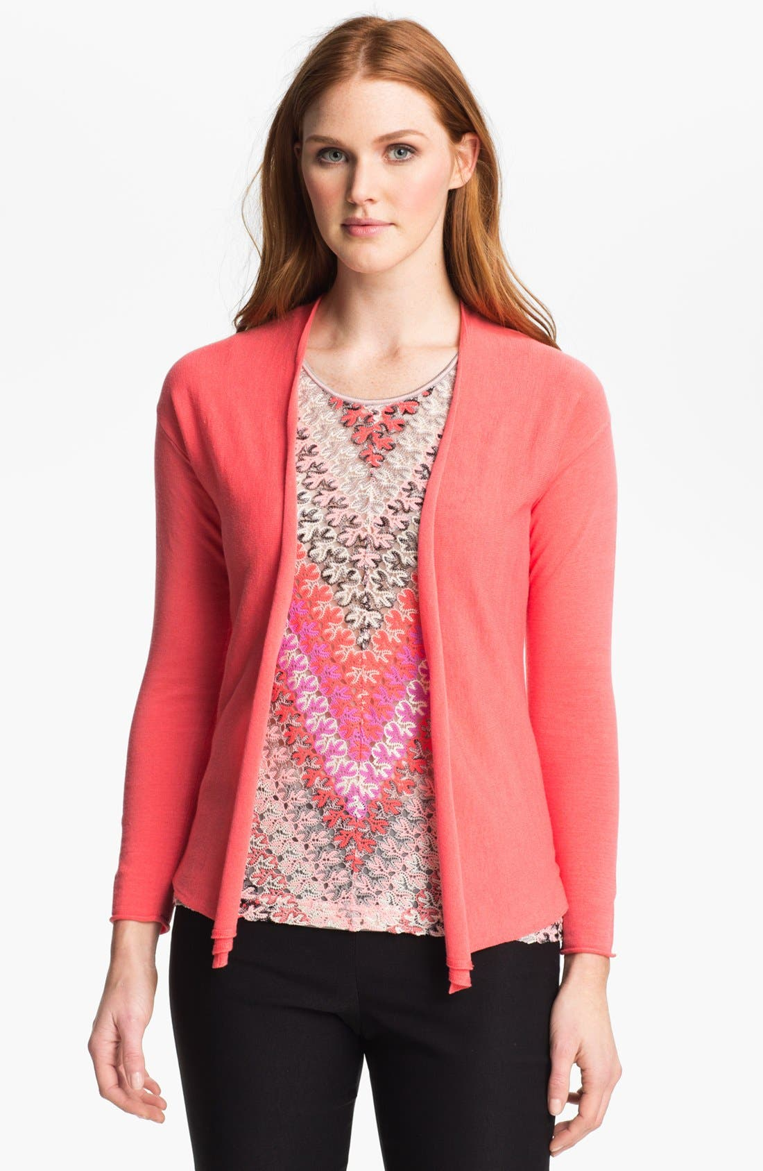 Main Image - Nic + Zoe 'Spring Breeze' Cardigan