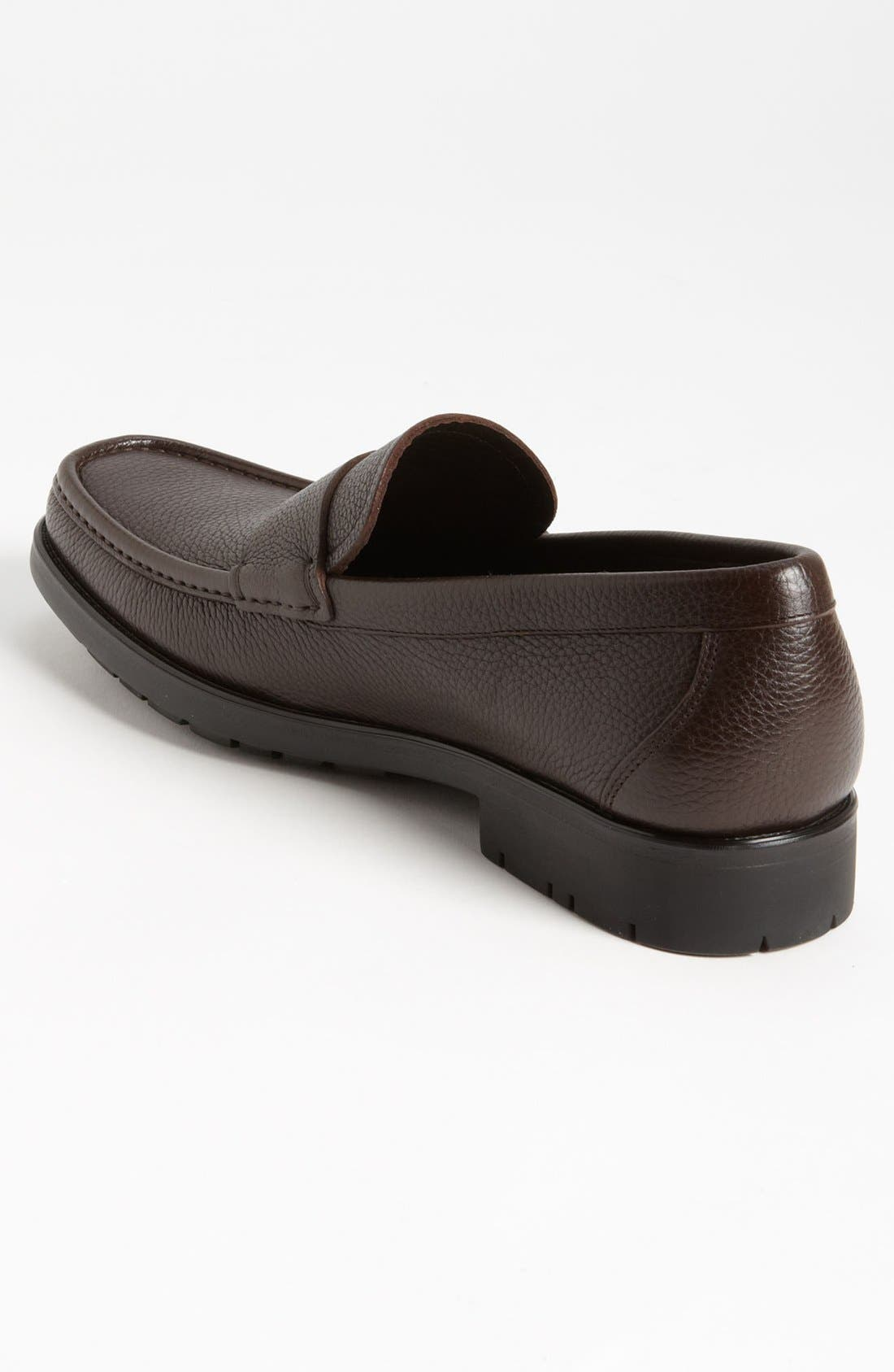 Alternate Image 2  - Salvatore Ferragamo 'Biliardo' Loafer