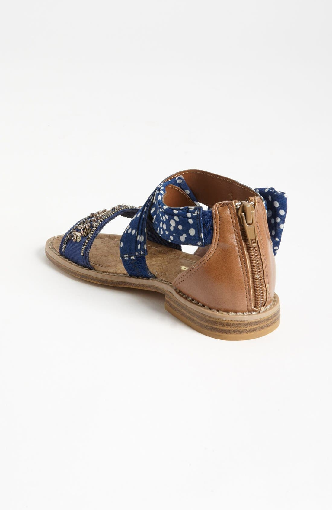 Alternate Image 2  - Nina 'Gertrude' Sandal (Toddler, Little Kid & Big Kid)