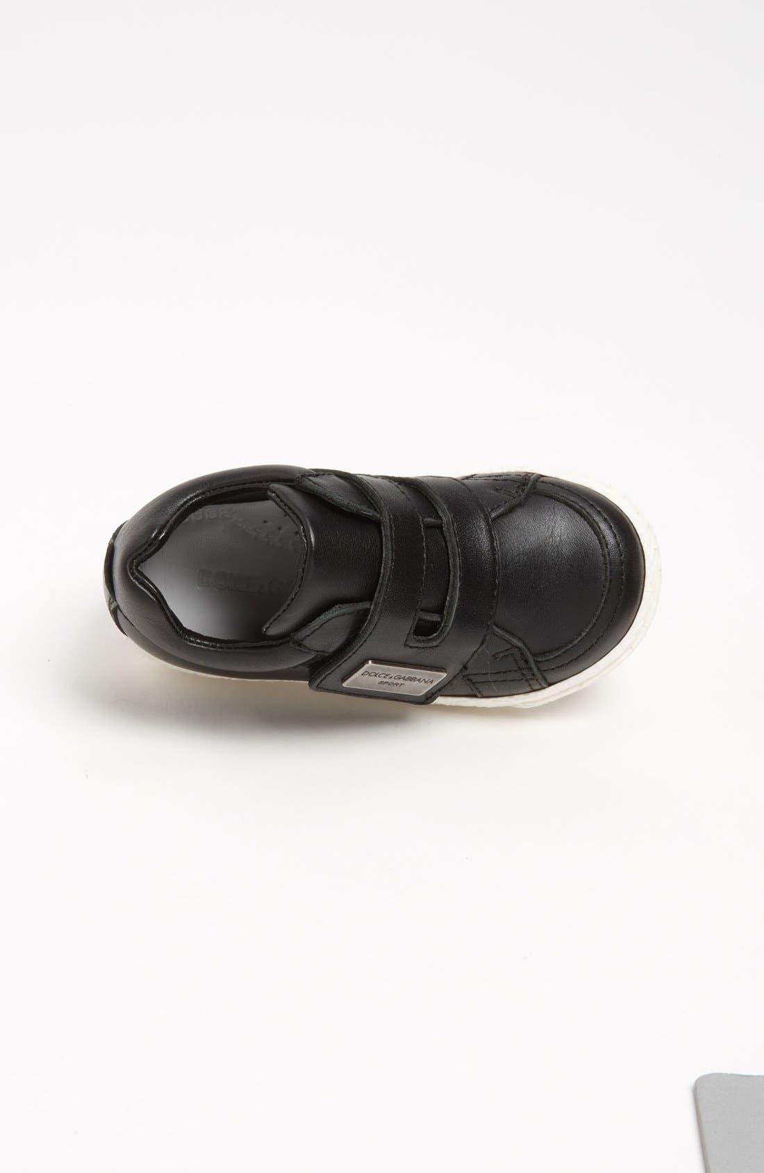 Alternate Image 3  - Dolce&Gabbana Sneaker (Walker & Toddler)