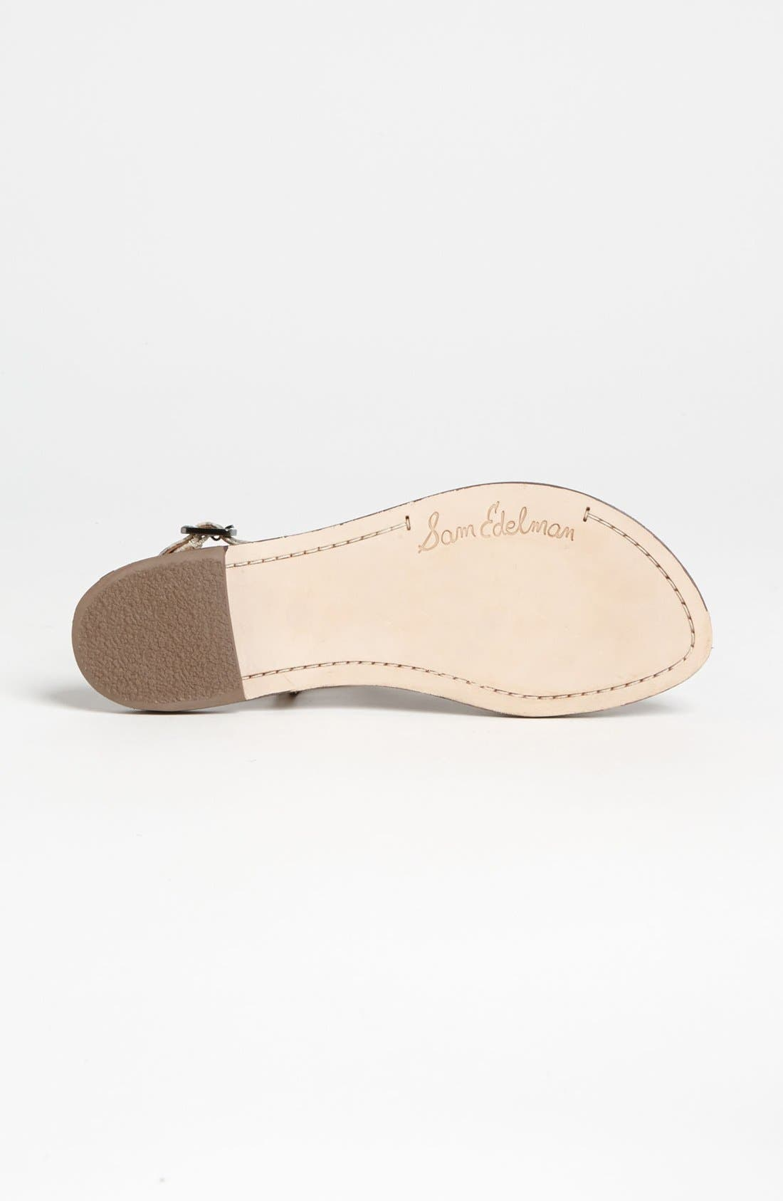 Alternate Image 4  - Sam Edelman 'Gaines' Sandal