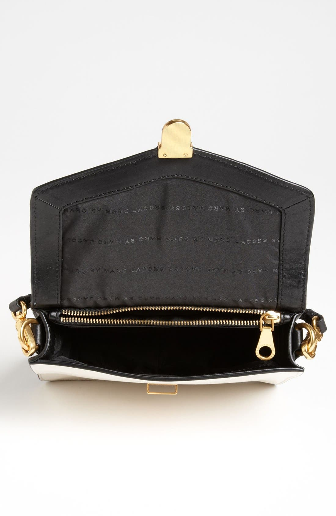 Alternate Image 3  - MARC BY MARC JACOBS 'Top Chicret' Colorblocked Crossbody Bag