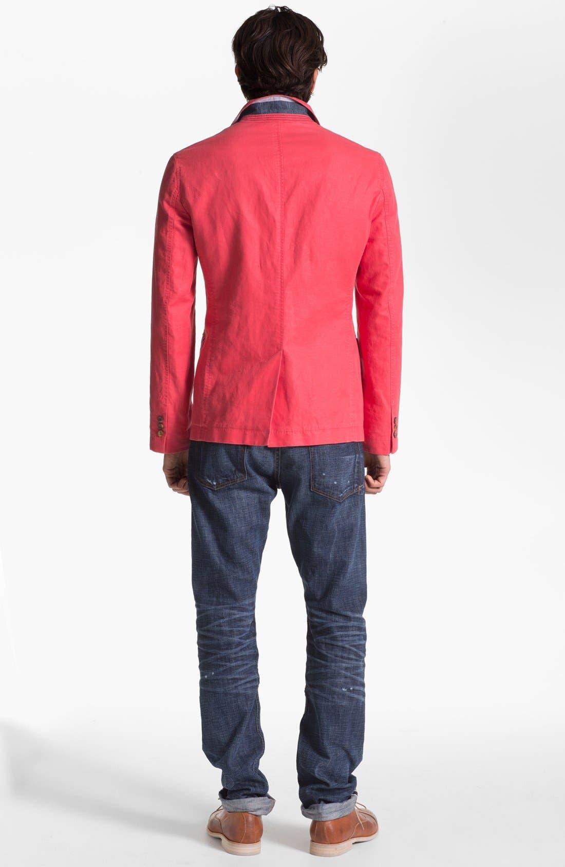 Alternate Image 5  - BOSS HUGO BOSS 'Arpino' Slim Fit Polo