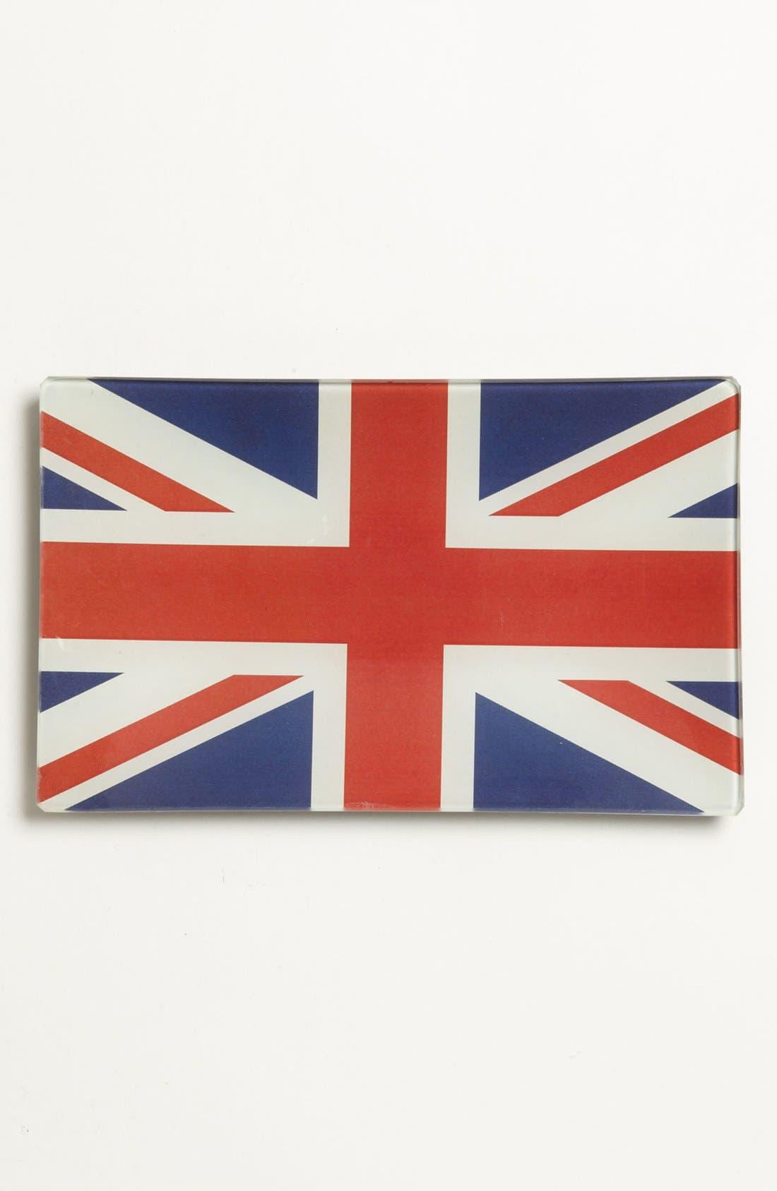 Alternate Image 1 Selected - Ben's Garden 'Union Jack' Trinket Tray