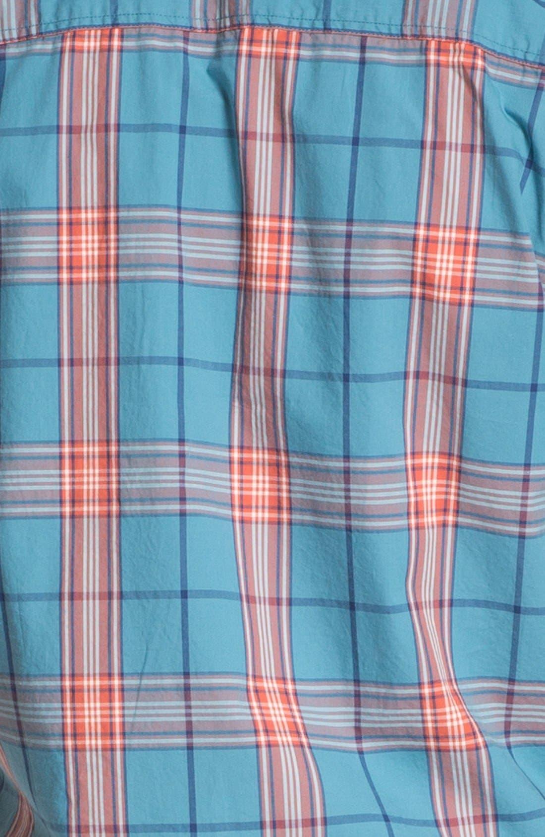 Alternate Image 3  - Jack O'Neill 'Wellness' Short Sleeve Sport Shirt