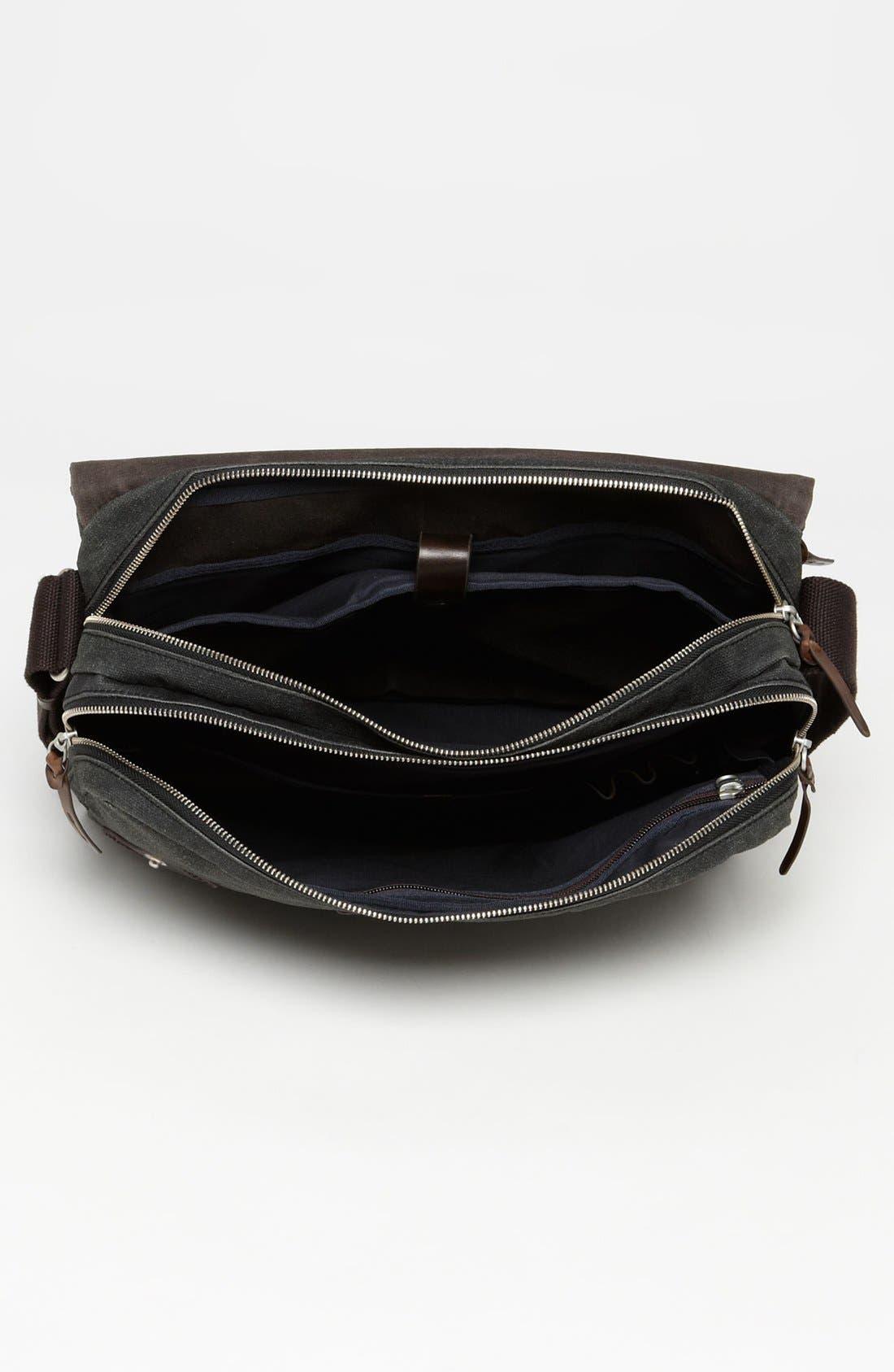 Alternate Image 3  - Property Of… 'Wally' Messenger Bag