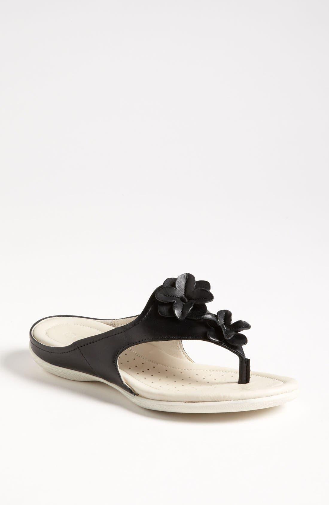 Alternate Image 1 Selected - ECCO 'Flash Flower' Sandal