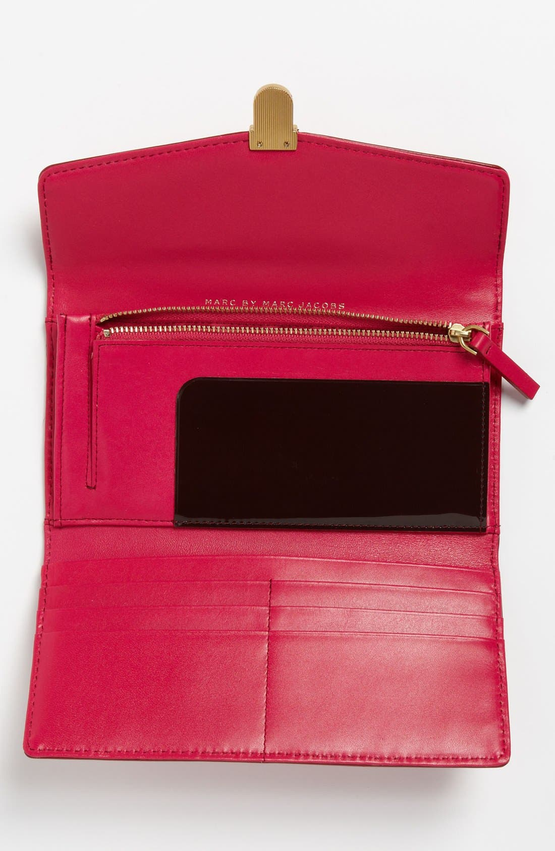 Alternate Image 3  - MARC BY MARC JACOBS 'Top Chicret' Trifold Wallet