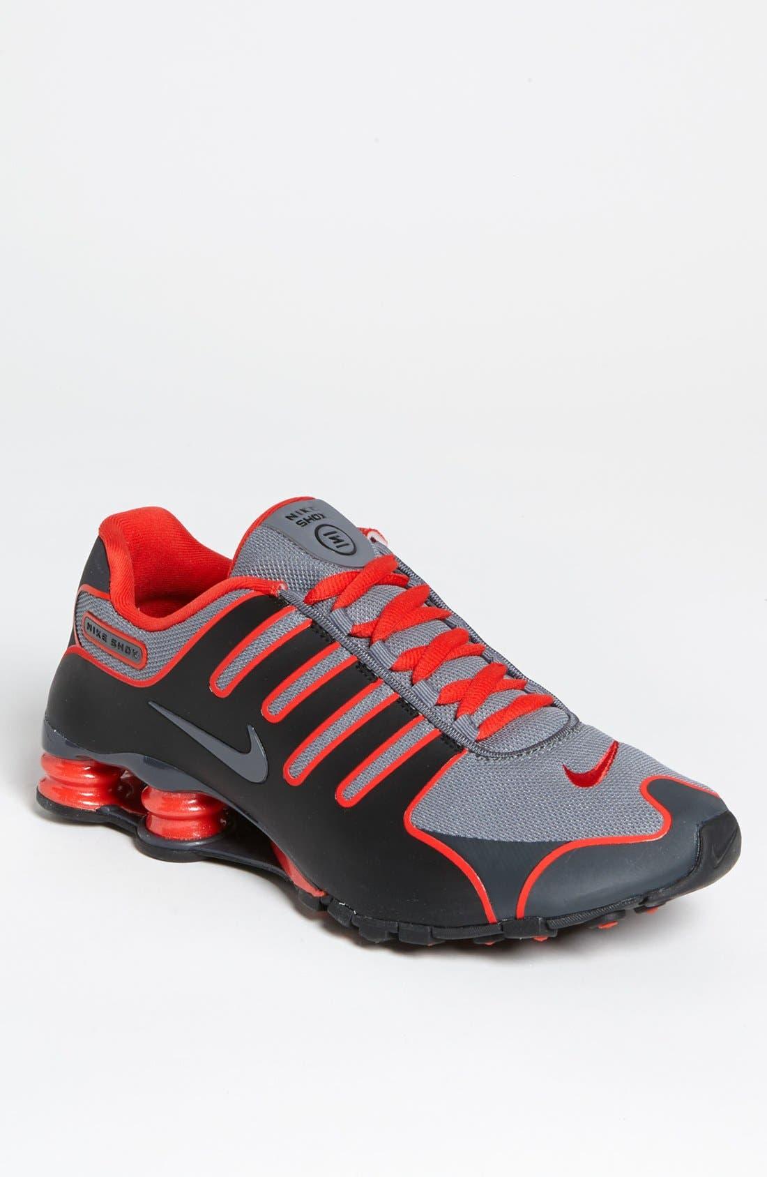 Main Image - Nike 'Shox NZ NS' Sneaker (Men)