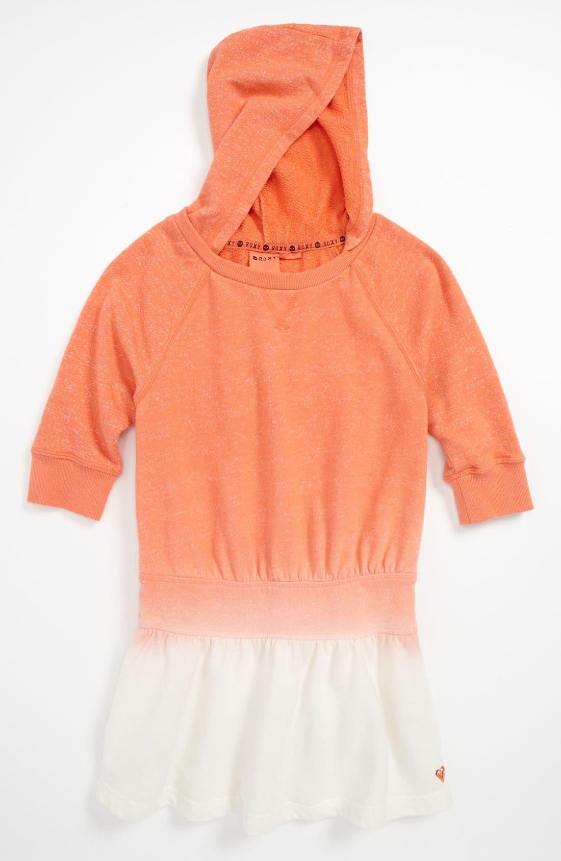 Main Image - Roxy 'Galoshes' Knit Dress (Little Girls)