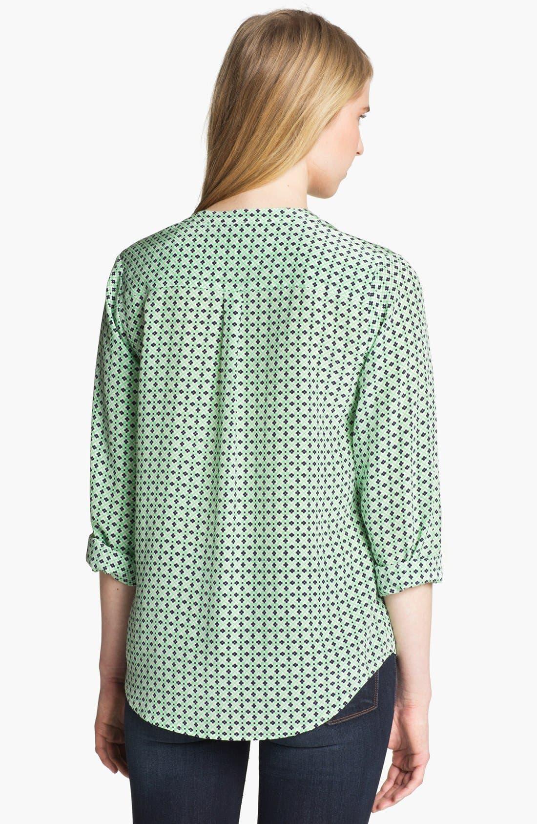 Alternate Image 2  - Joie 'Jira' Print Silk Top