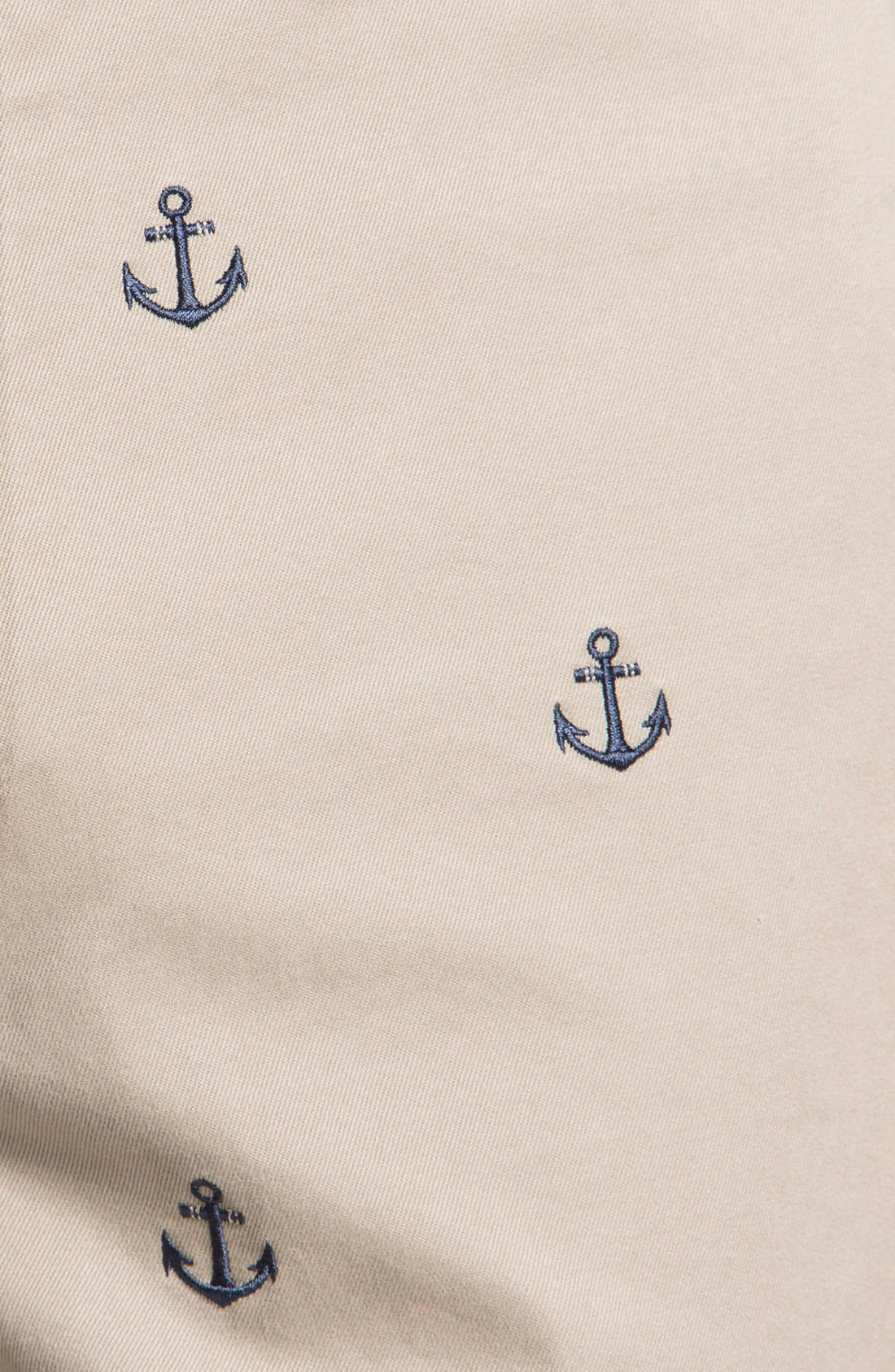 Alternate Image 3  - Vineyard Vines 'Embroidered Anchor' Shorts