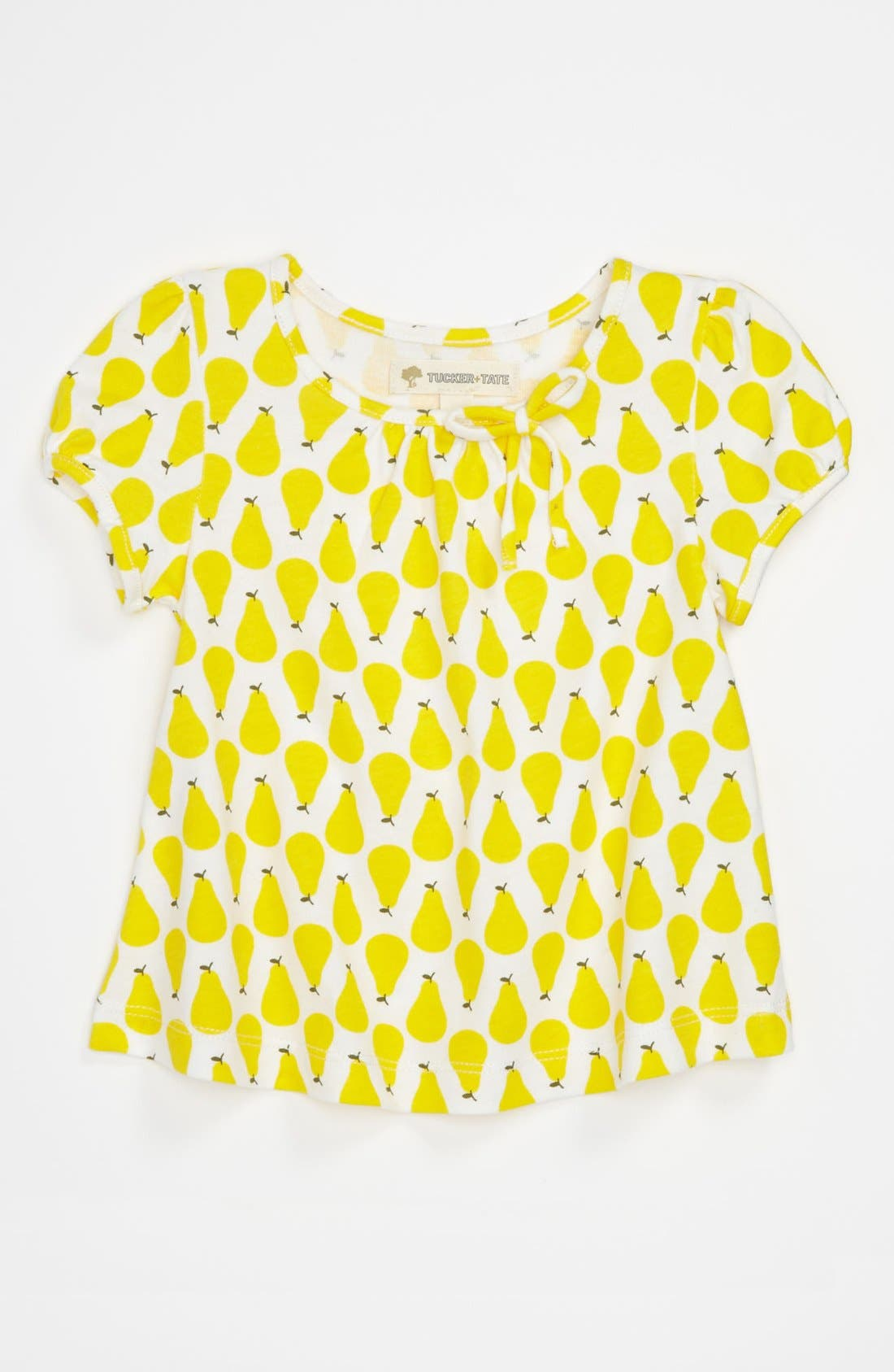 Alternate Image 1 Selected - Tucker + Tate 'Molly' Print Top (Baby)