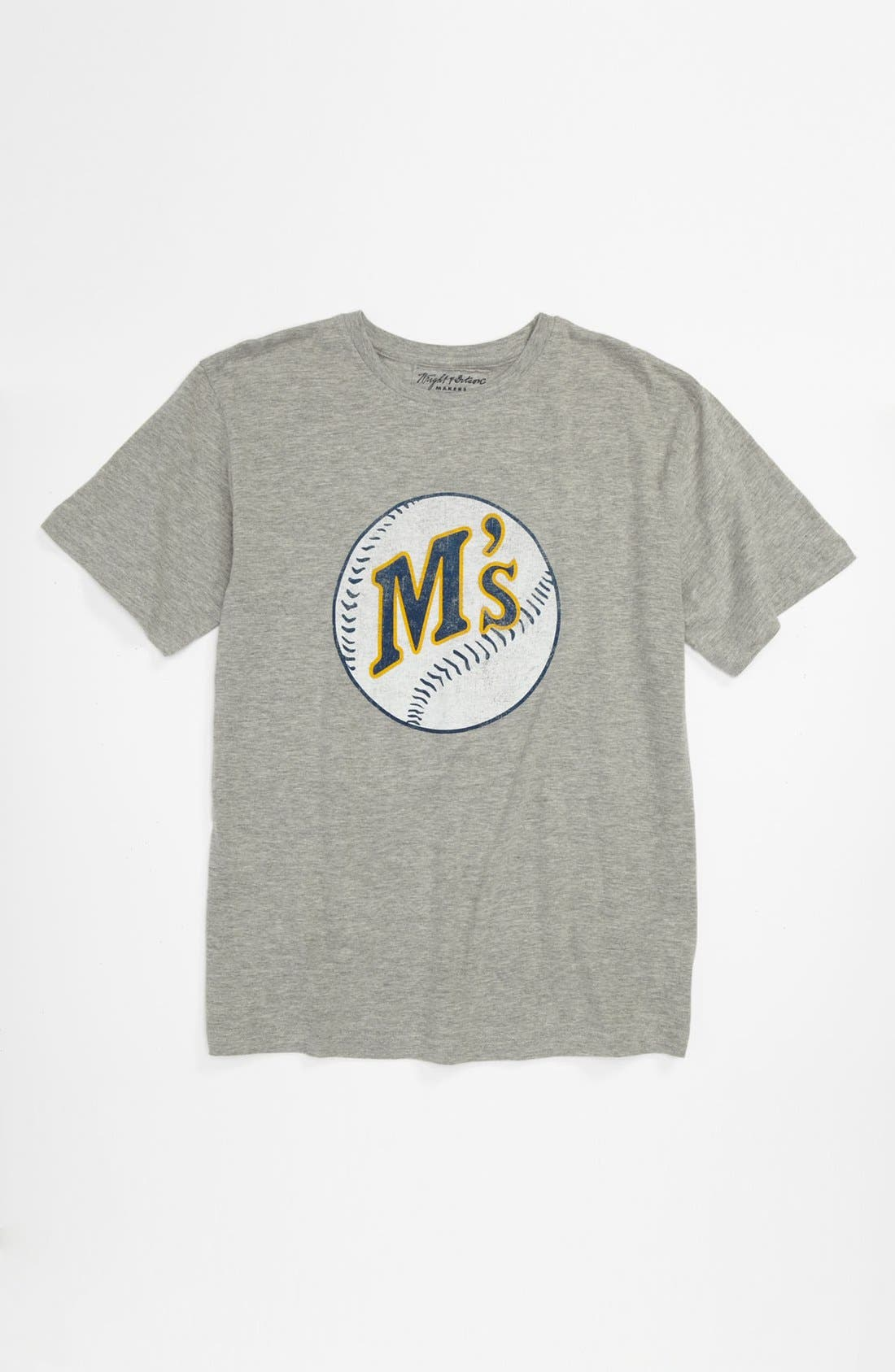 Main Image - Wright & Ditson 'Seattle Mariners' T-Shirt (Little Boys & Big Boys)