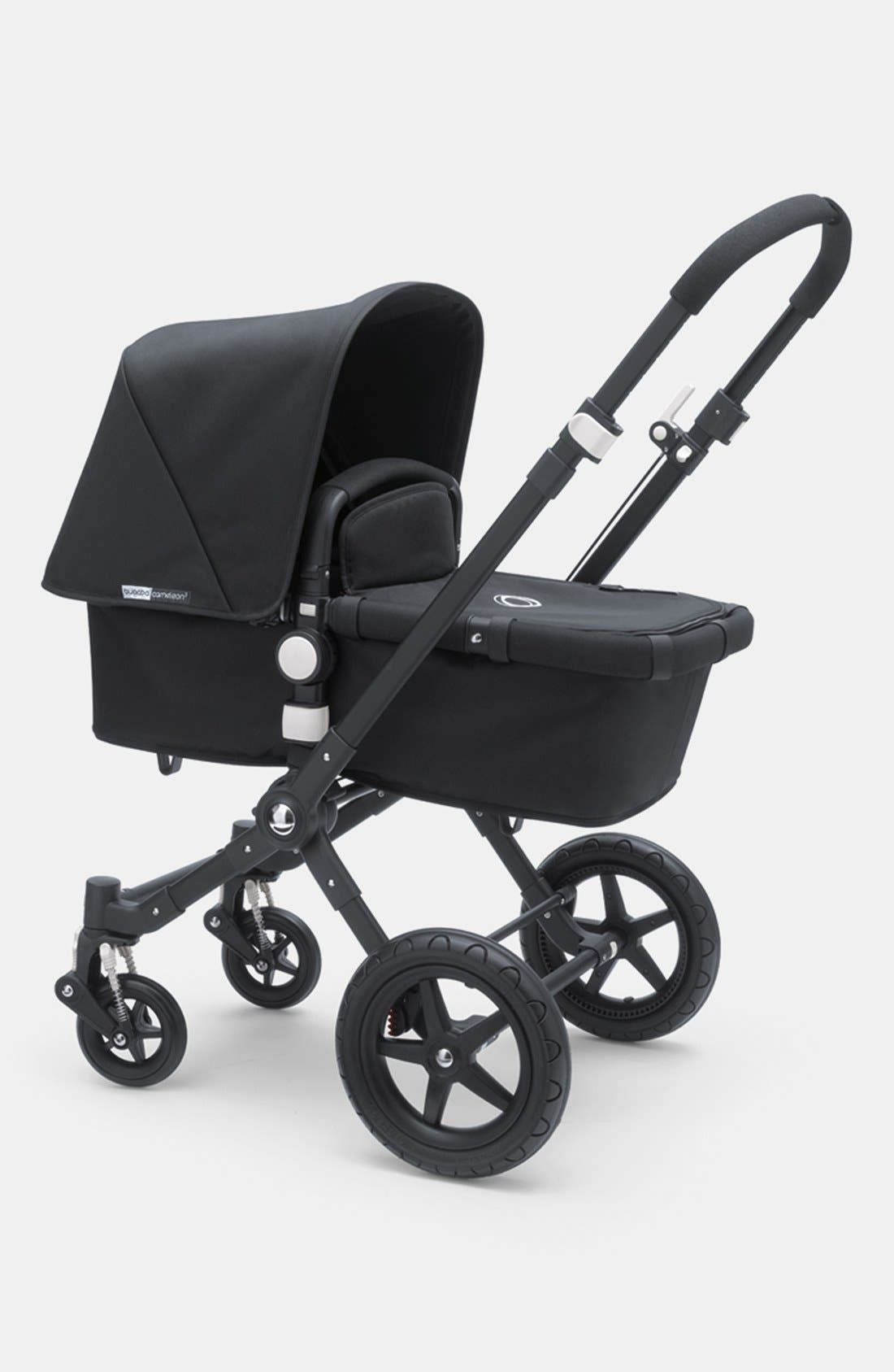 Alternate Image 5  - Bugaboo 'Cameleon³' Stroller - All Black Frame with Fabric Set (Special Edition)
