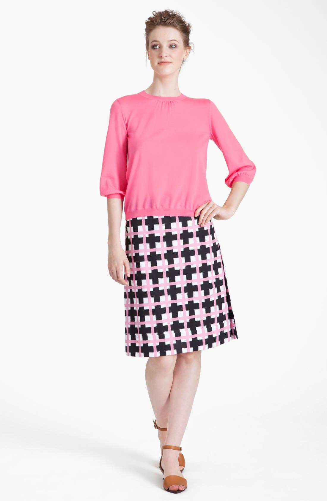 Alternate Image 1 Selected - Marni Cashmere Sweater