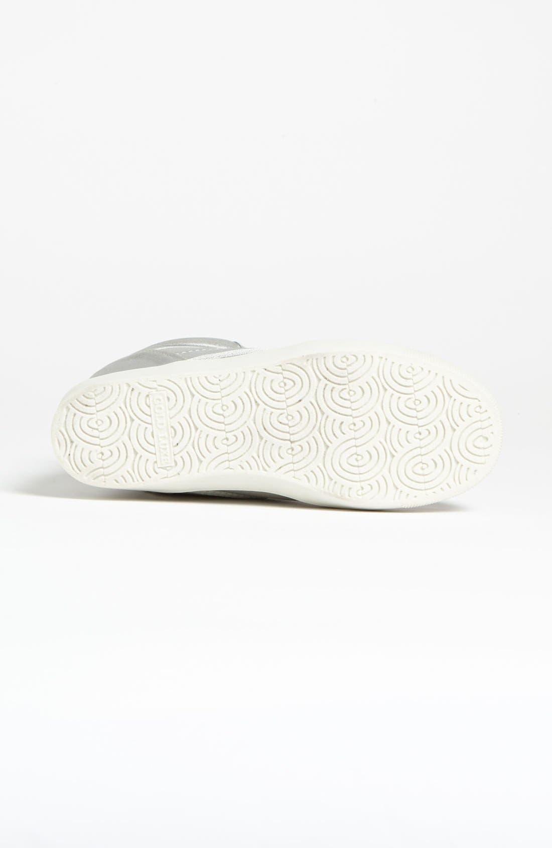 Alternate Image 4  - GOLDLUXE by Zigi 'Rumba' Wedge Sneaker