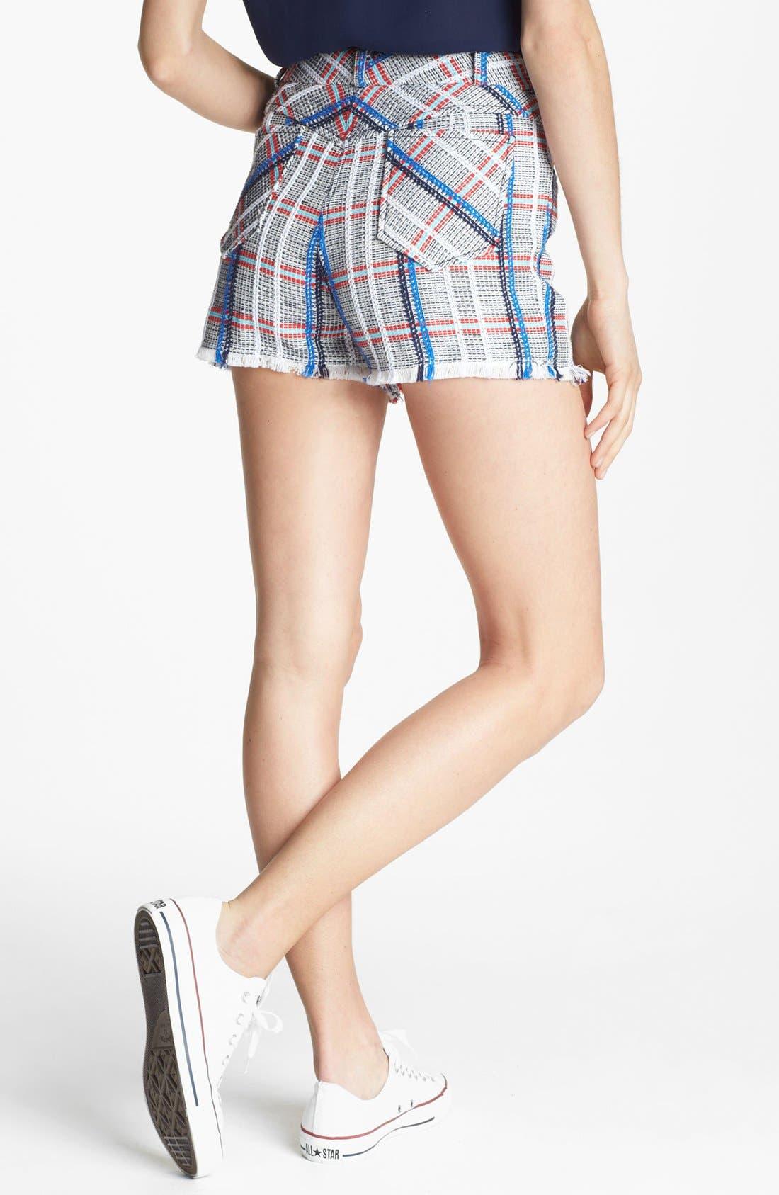 Alternate Image 2  - Rebecca Minkoff 'Saratoga' Woven Shorts
