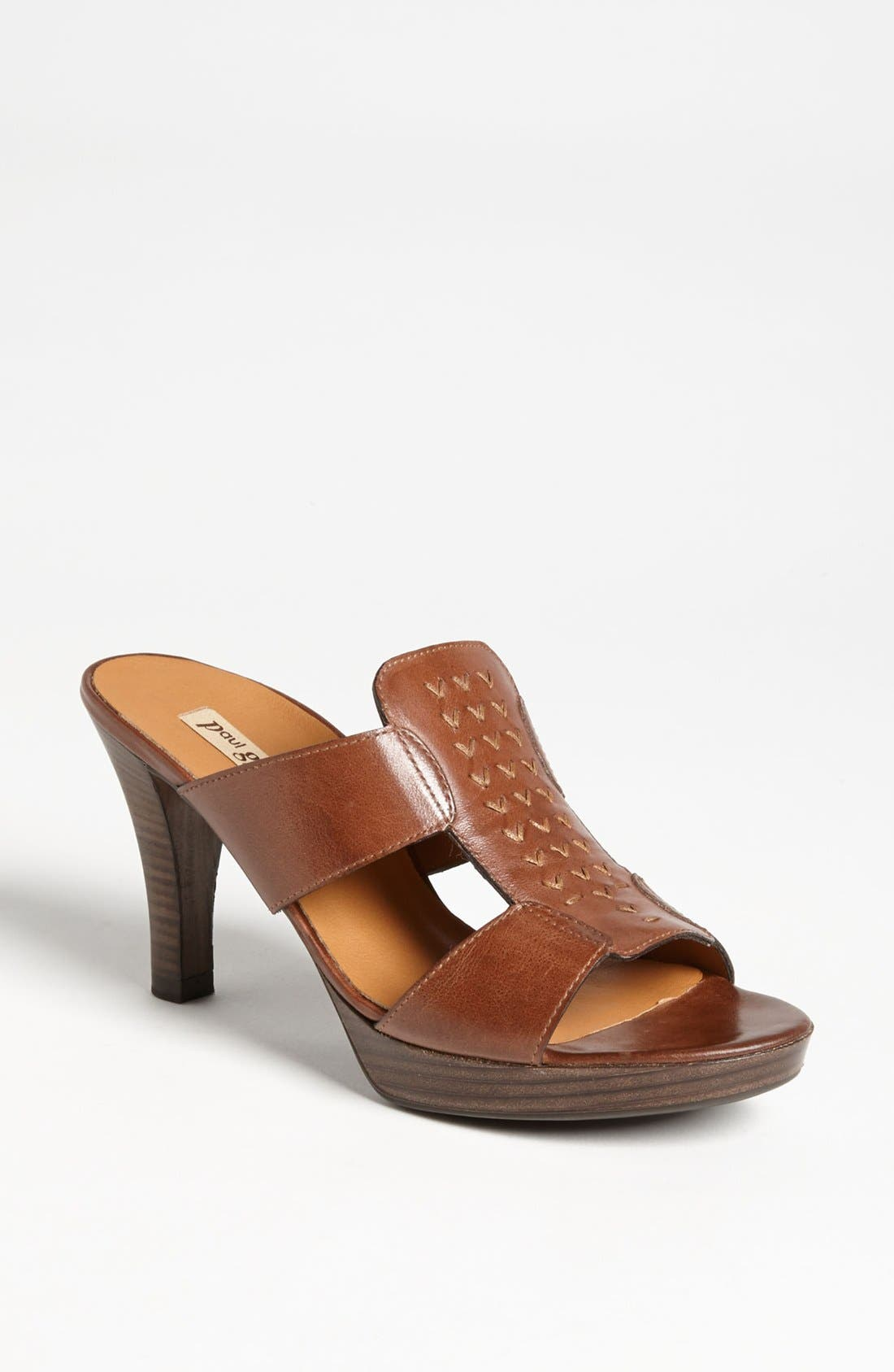 Alternate Image 1 Selected - Paul Green 'Perla' Sandal