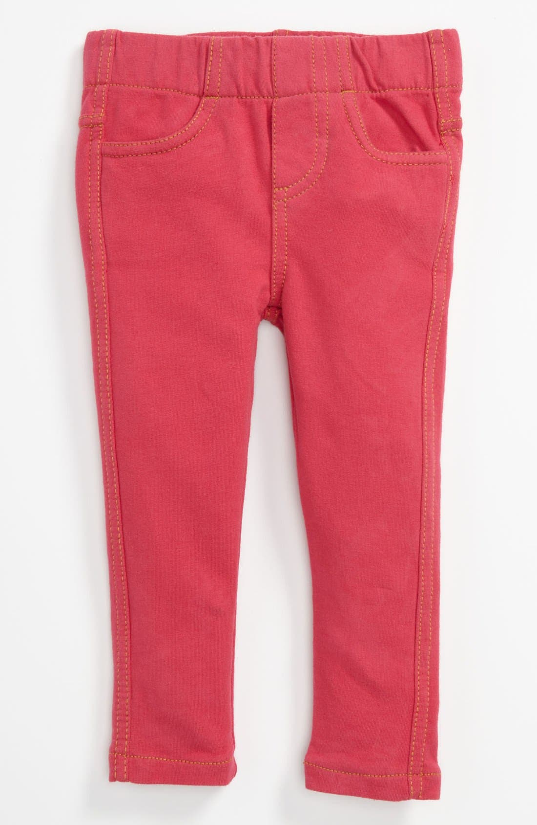 Alternate Image 2  - Tucker + Tate 'Sadie' Denim Jeggings (Baby Girls)