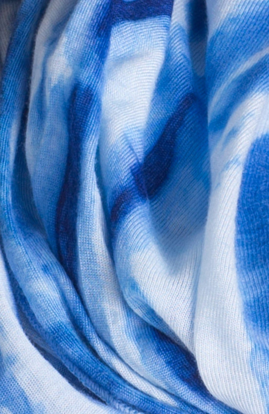 Alternate Image 2  - Collection XIIX Tie Dye Infinity Scarf