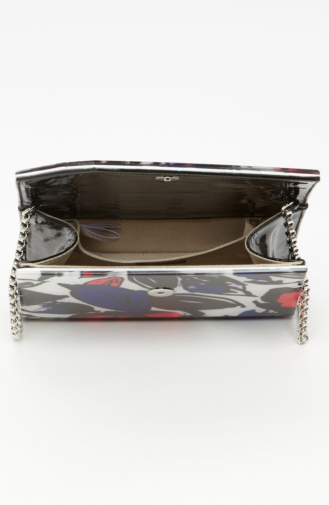 Alternate Image 3  - Jimmy Choo 'Candy' Floral Clutch