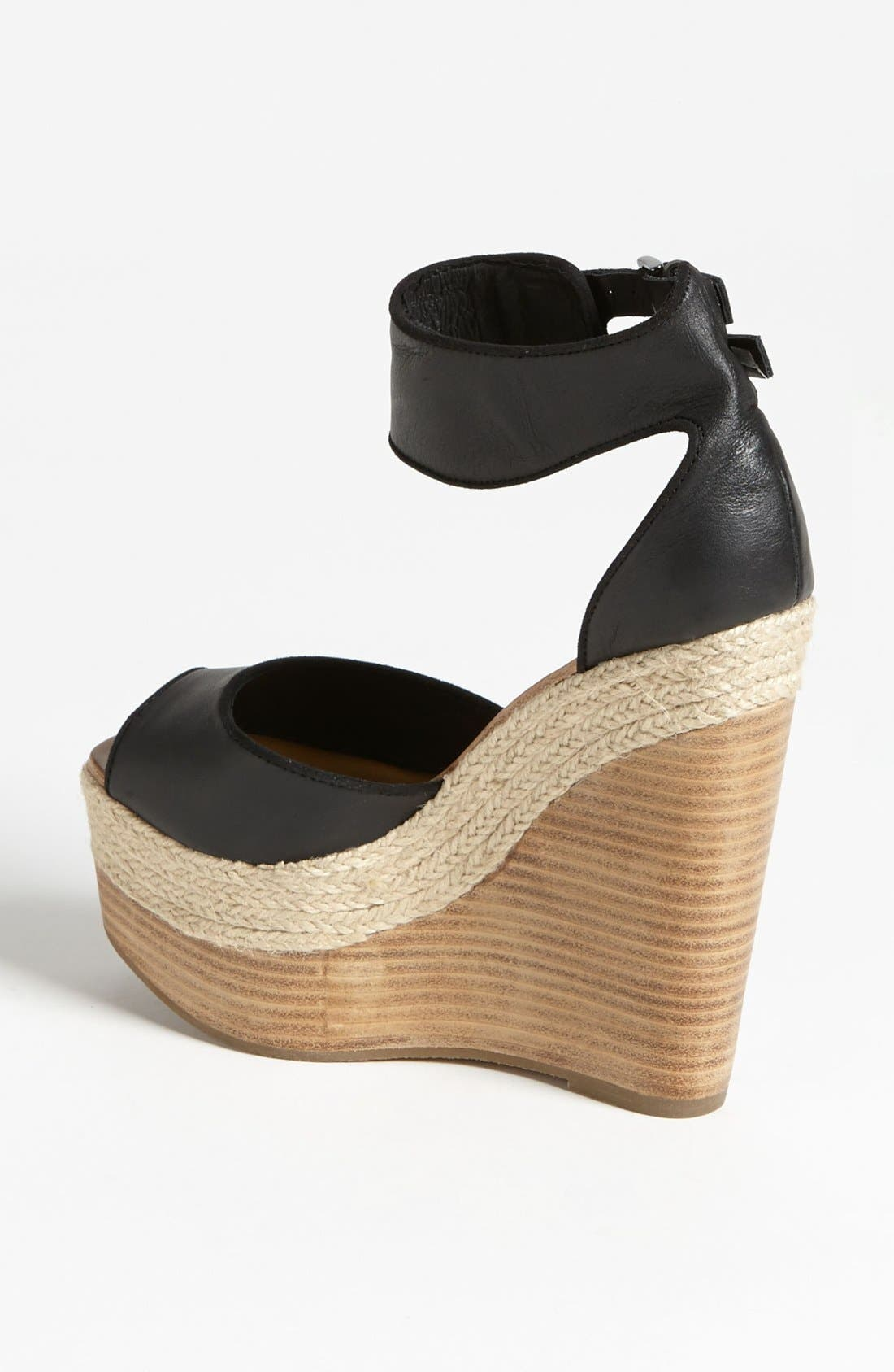 Alternate Image 2  - Topshop 'Whirlwind' Wedge Sandal