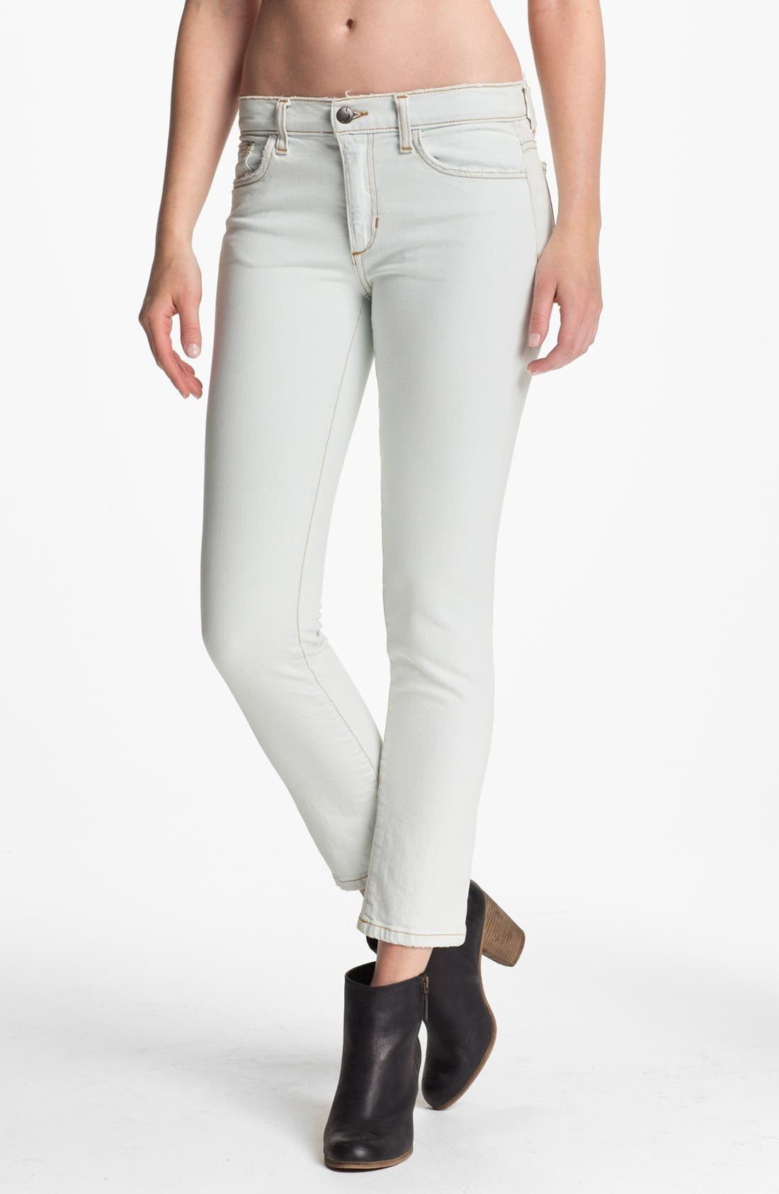 Alternate Image 1 Selected - Joe's Straight Leg Ankle Jeans (Meyra)