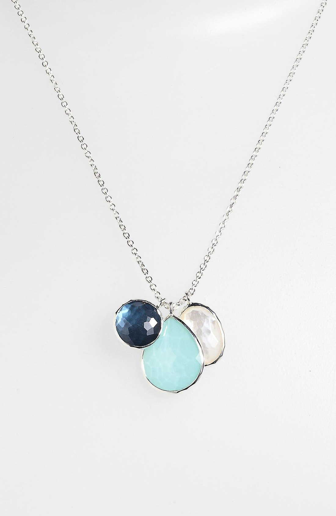 Alternate Image 2  - Ippolita 'Wonderland' Triple Charm Necklace