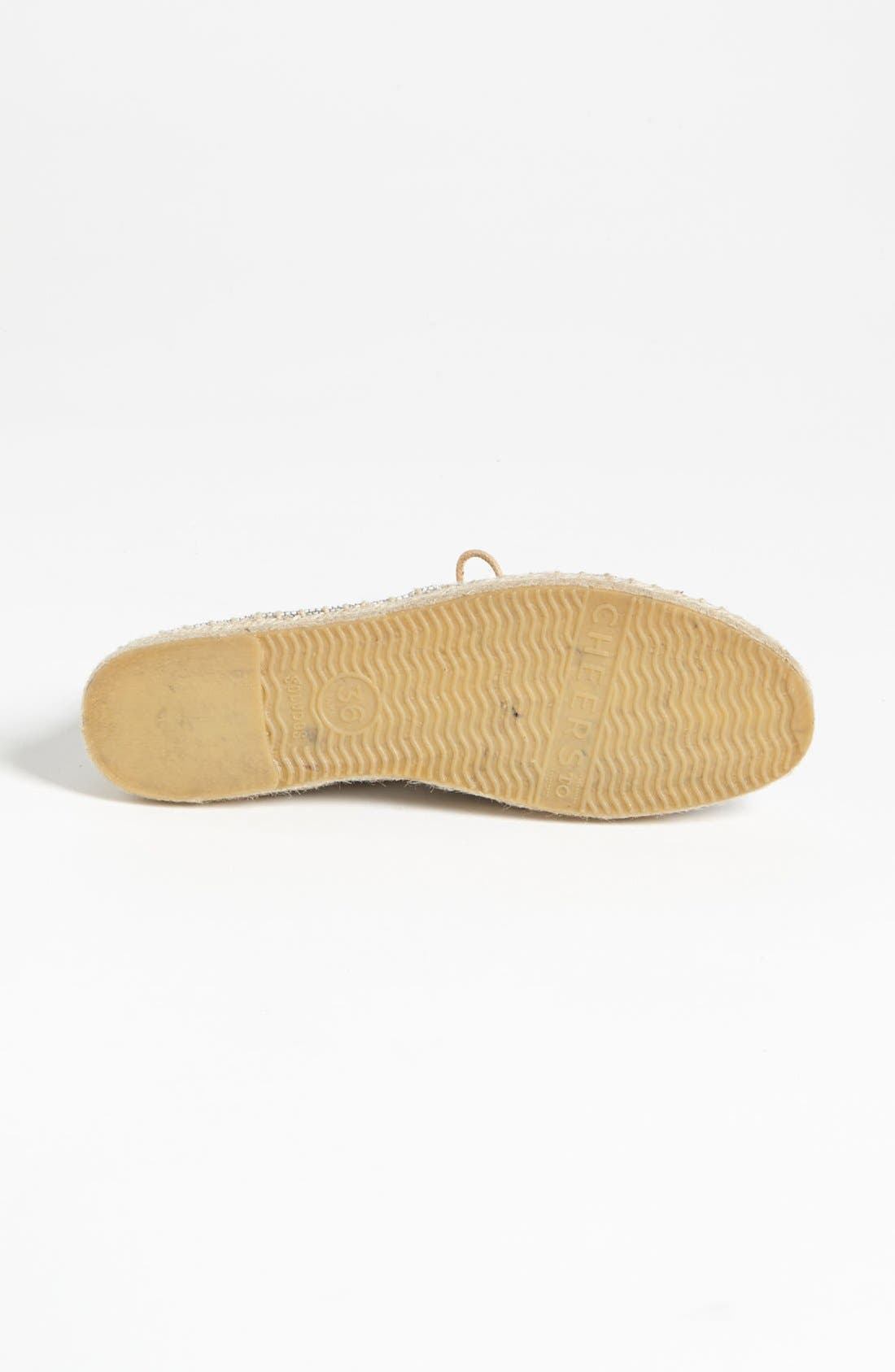 Alternate Image 4  - Soludos 'Derby' Espadrille Sneaker (Women)