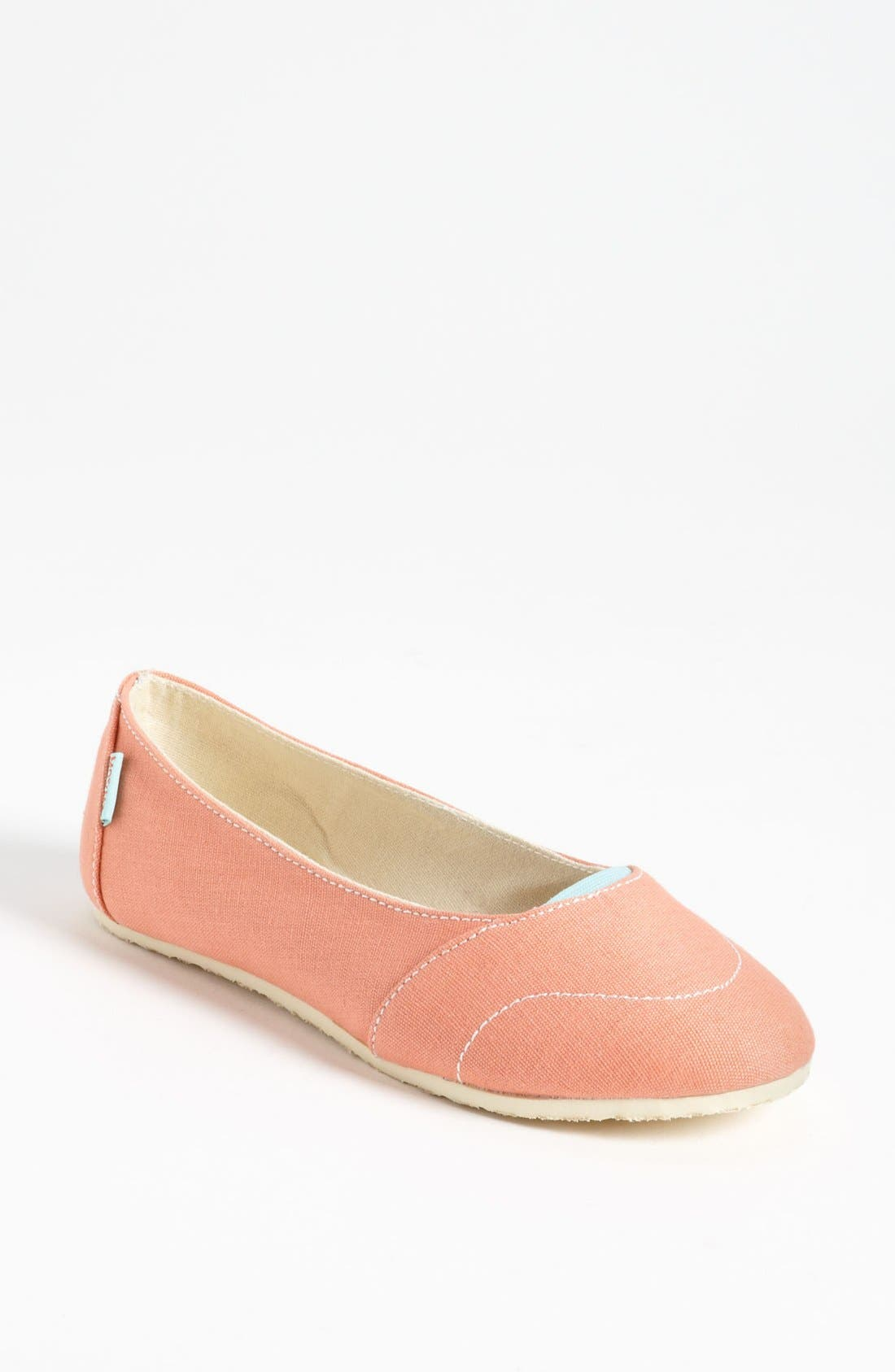 Alternate Image 1 Selected - The People's Movement Ballet Flat
