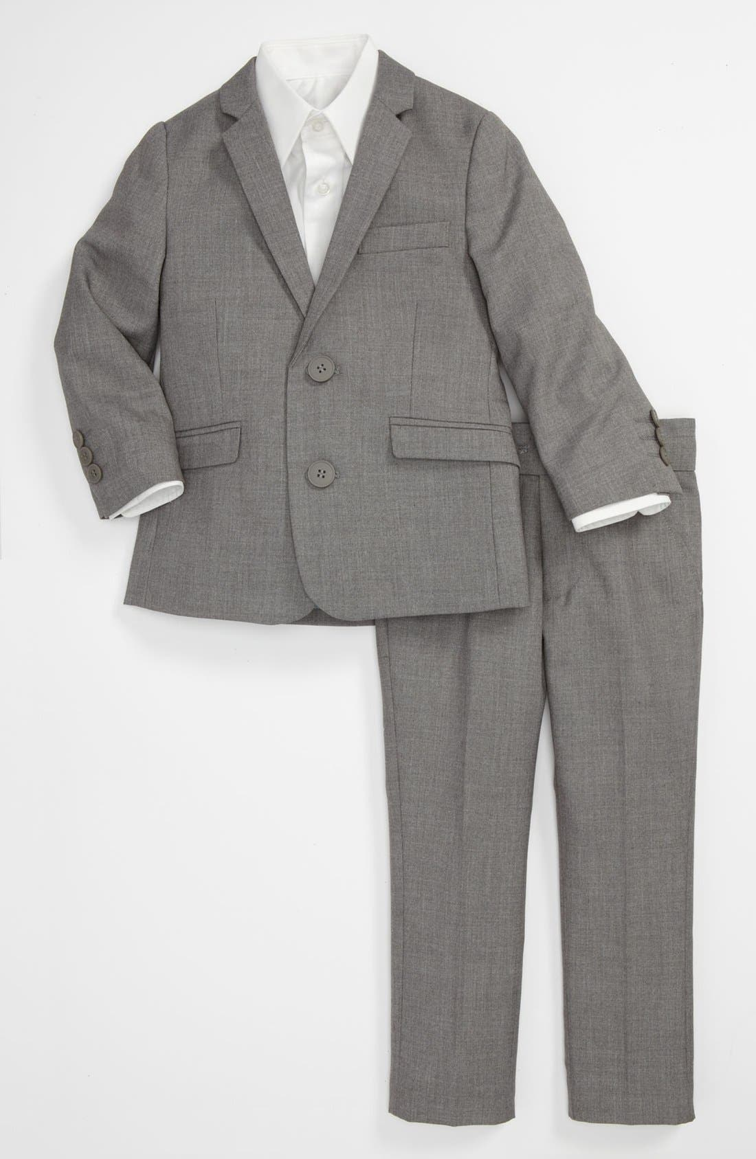 Alternate Image 1 Selected - Appaman Two Piece Suit (Toddler)