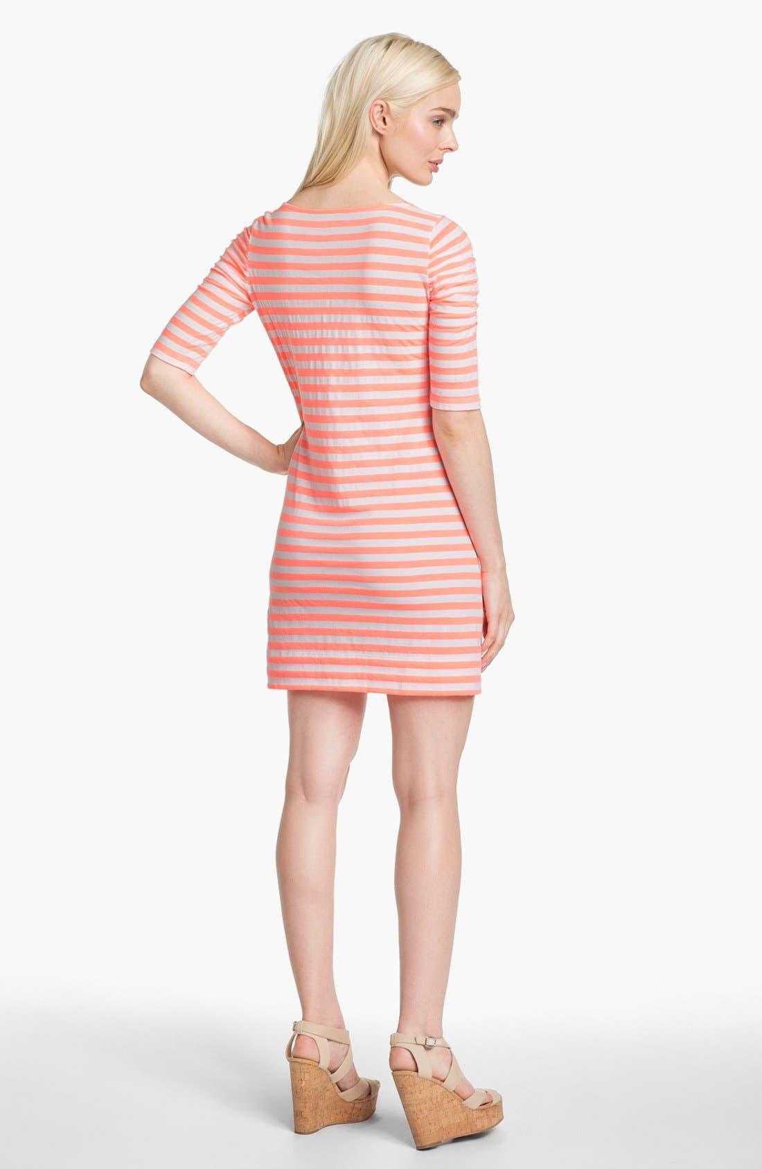 Alternate Image 2  - Lilly Pulitzer® 'Kaley' Stripe T-Shirt Dress