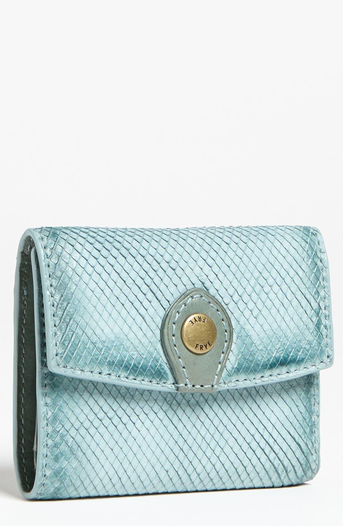Alternate Image 1 Selected - Frye 'Melissa - Small' Wallet