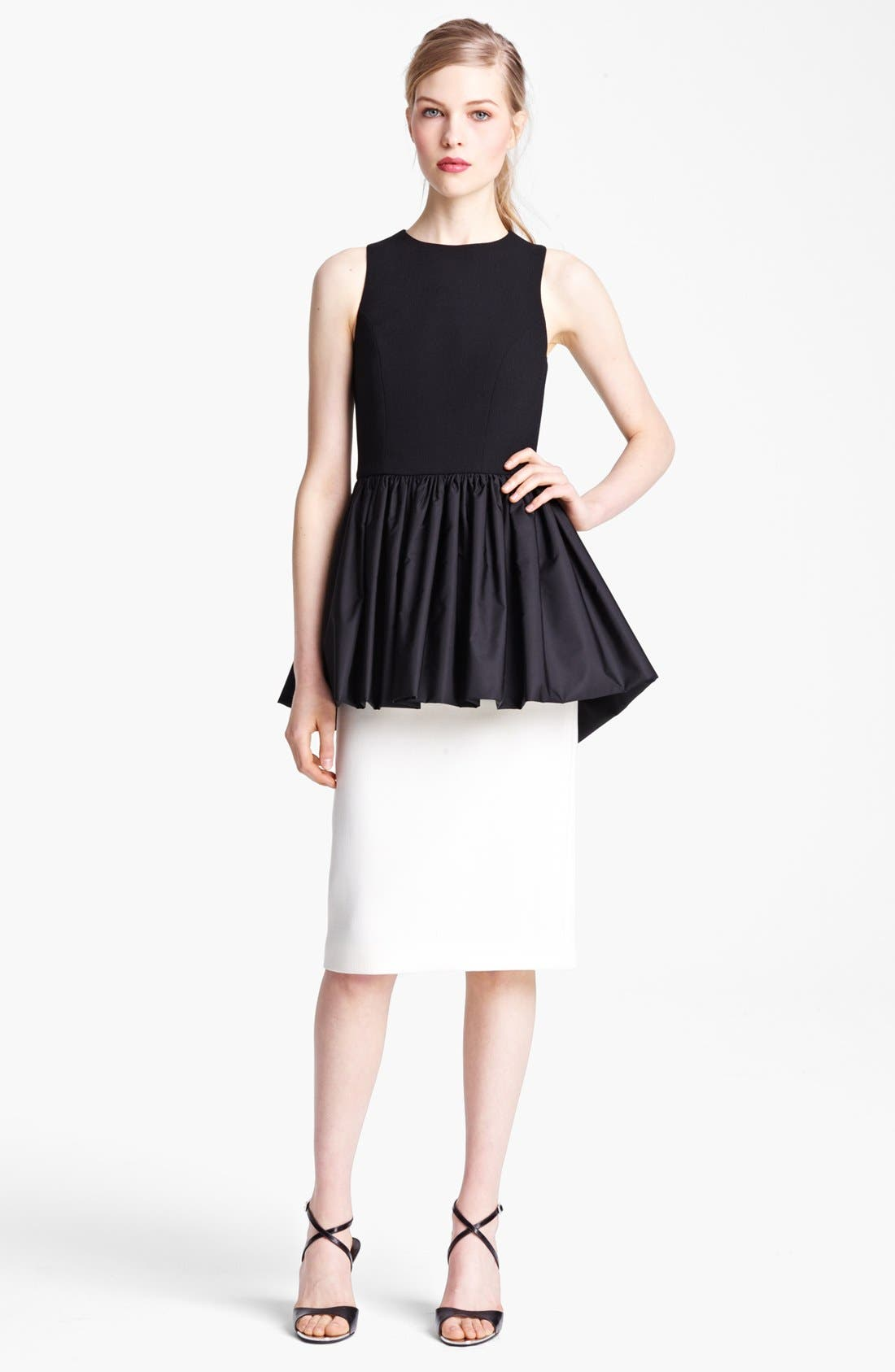 Main Image - Michael Kors Stretch Bouclé Sheath Dress
