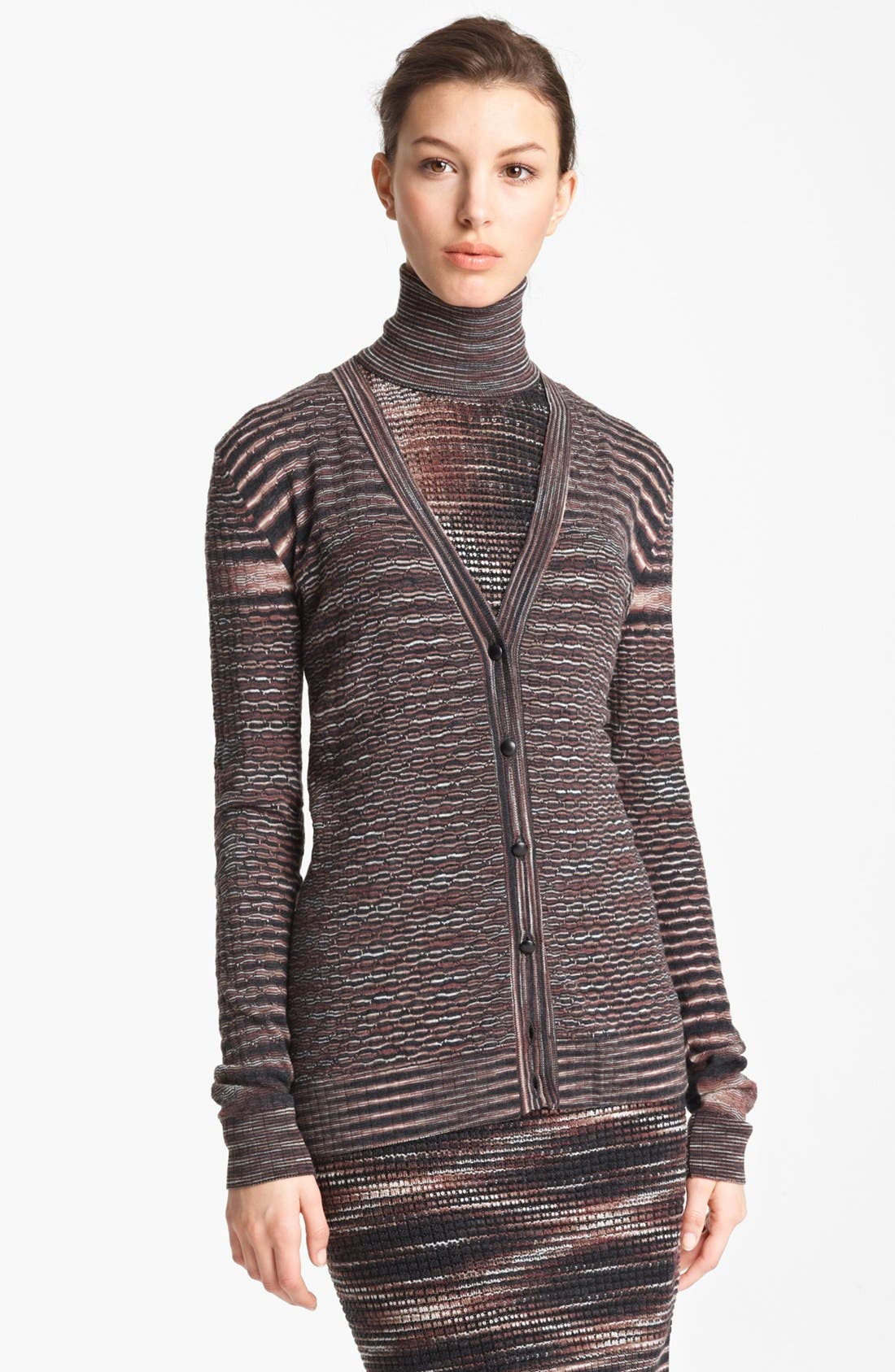 Alternate Image 1 Selected - Missoni Wavy Stitch Cardigan