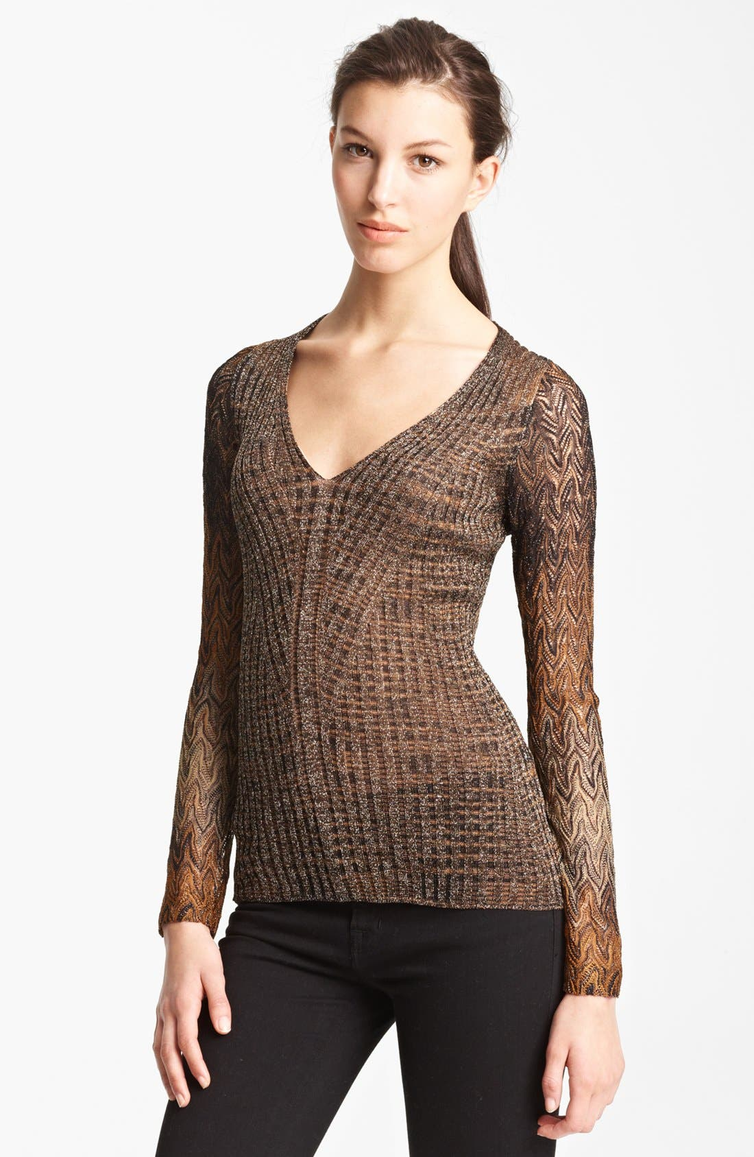 Alternate Image 1 Selected - Missoni Knit Top
